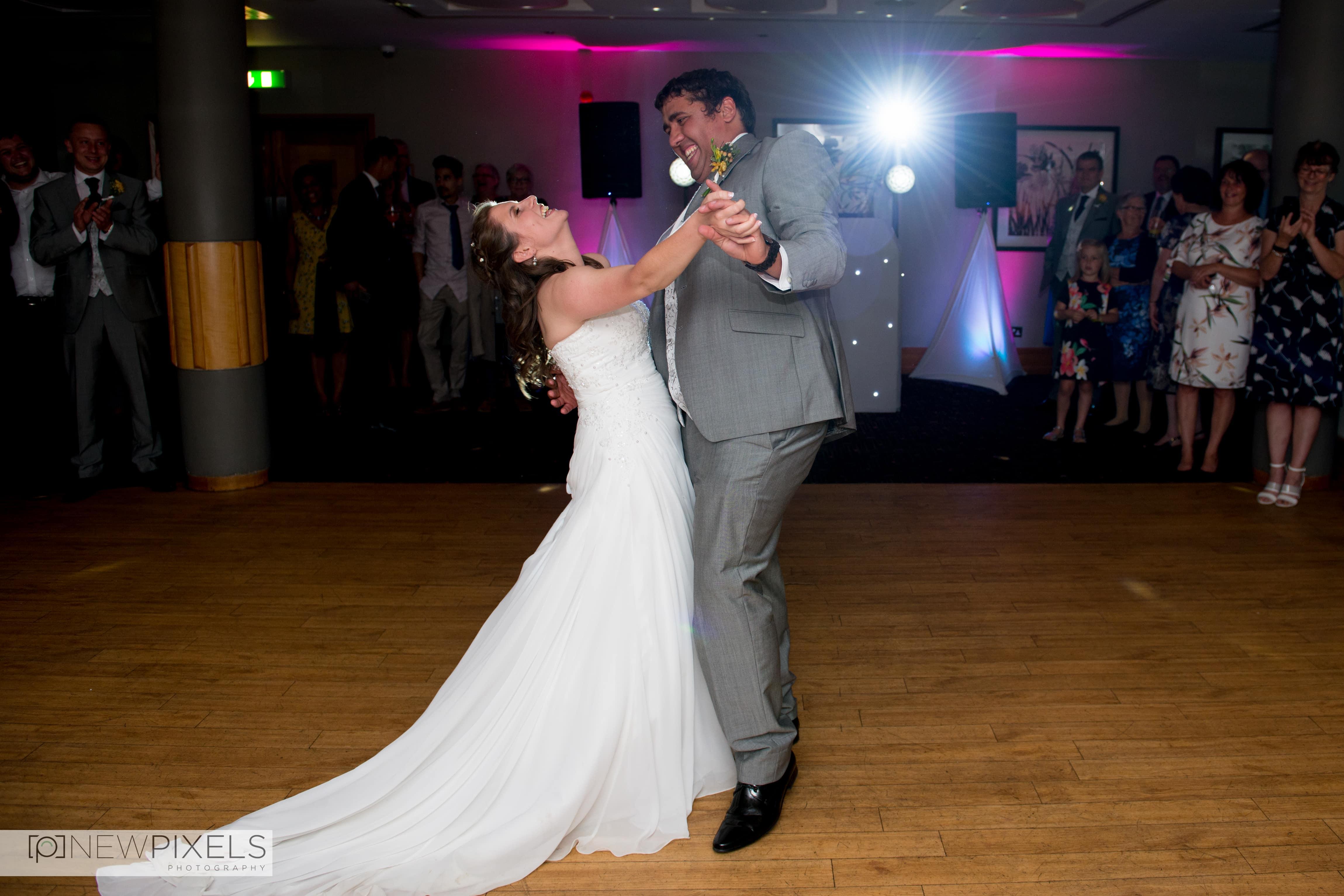 Fanhams Hall Wedding Photography-48