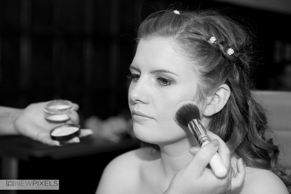 Fanhams Hall Wedding Photography-5