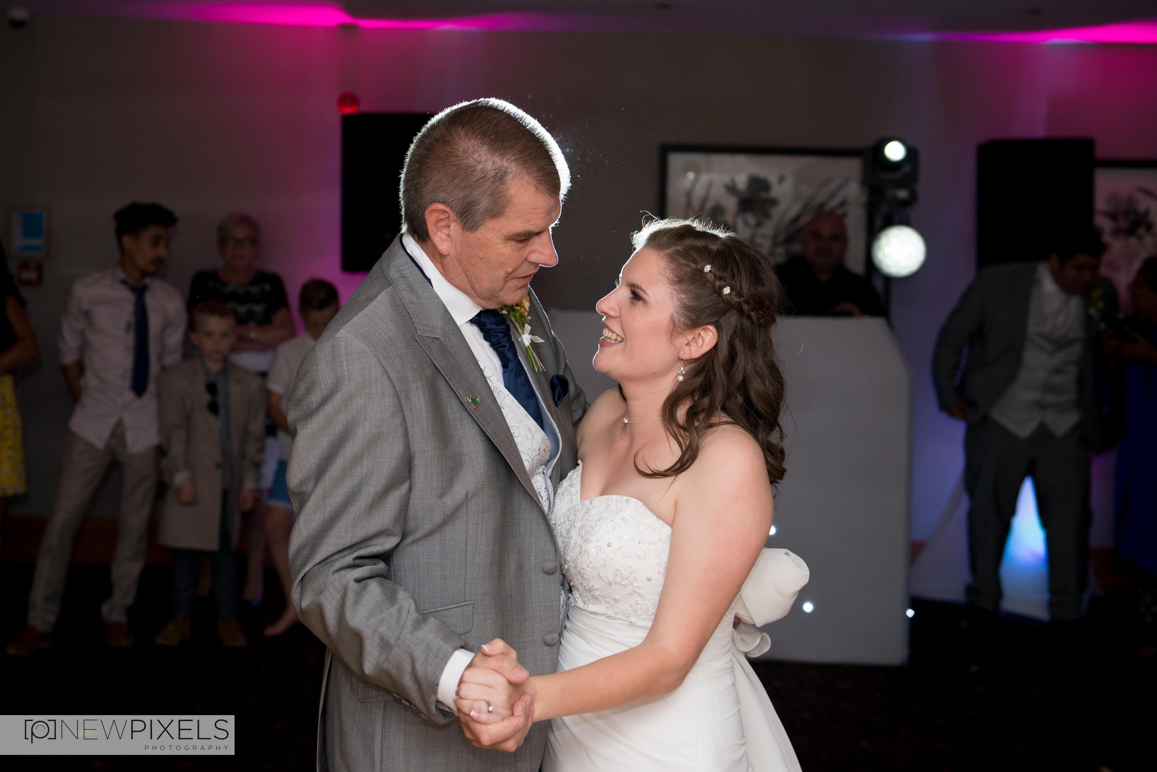 Fanhams Hall Wedding Photography-51