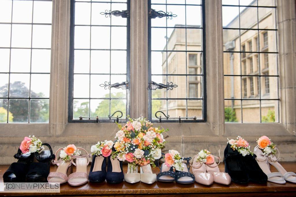 Fanhams Hall Wedding Photography-9