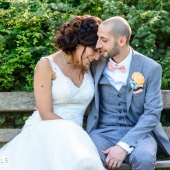 Mr & Mrs shots at Forty Hall