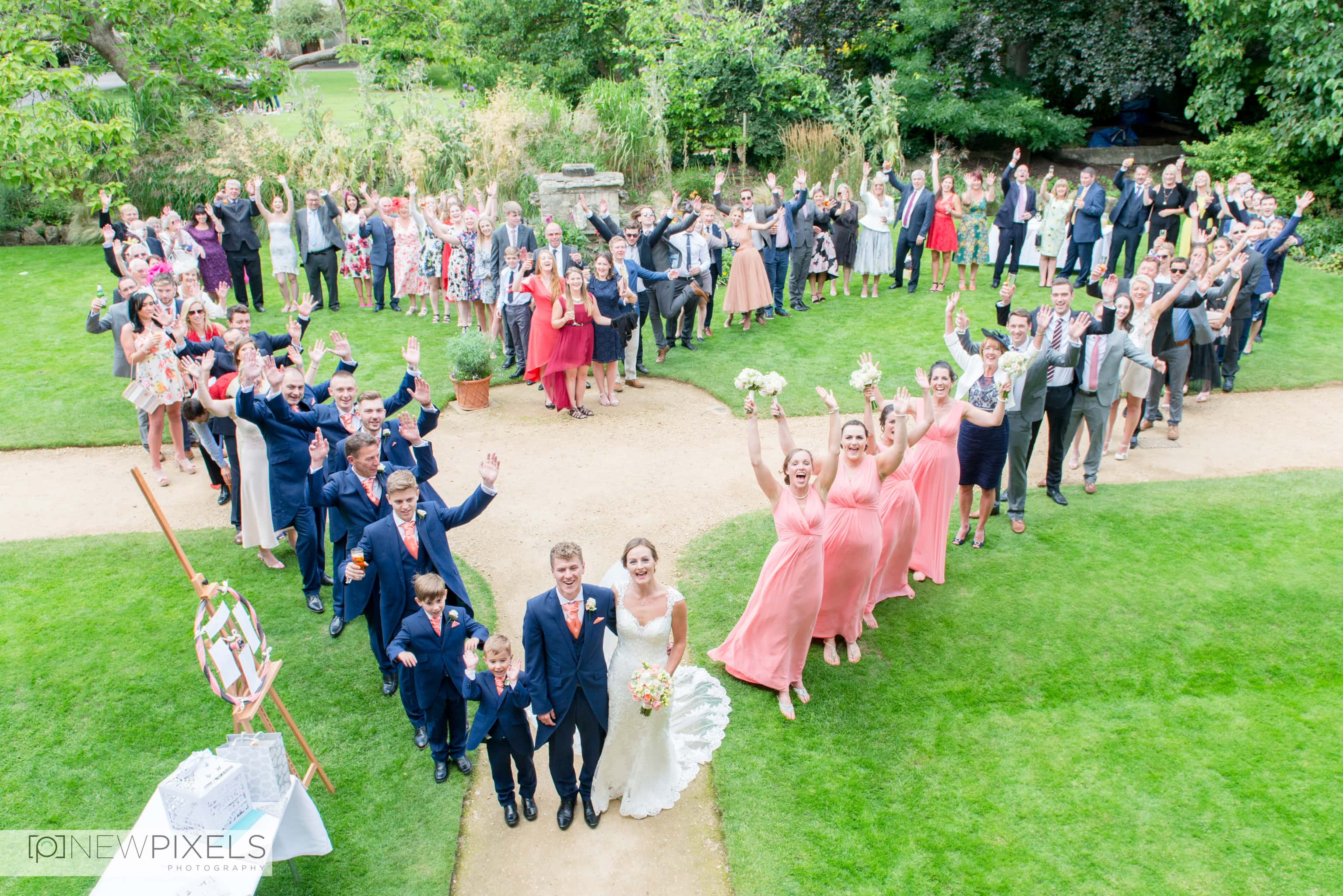Oxford Wedding Photography-34