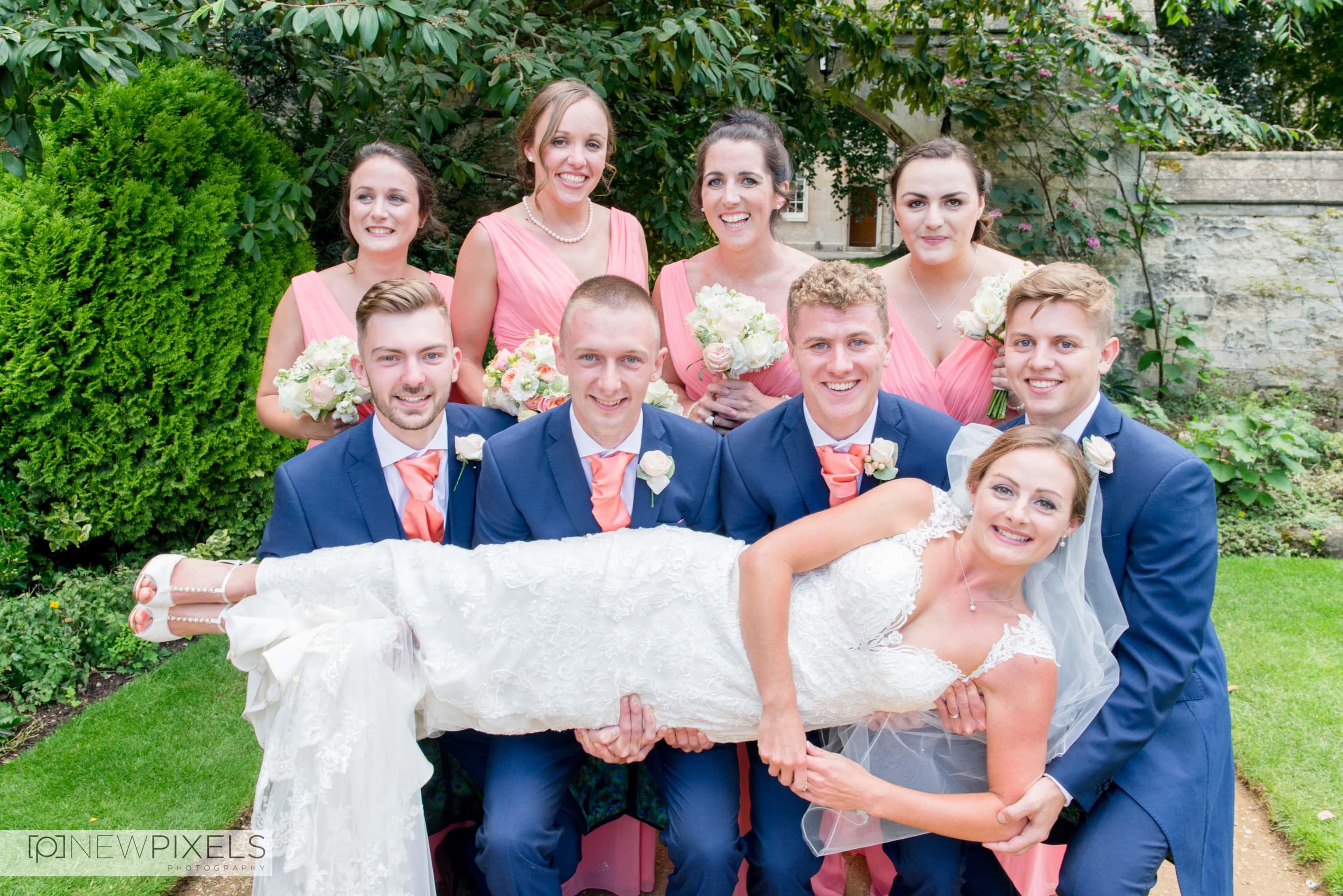 Oxford Wedding Photography-38