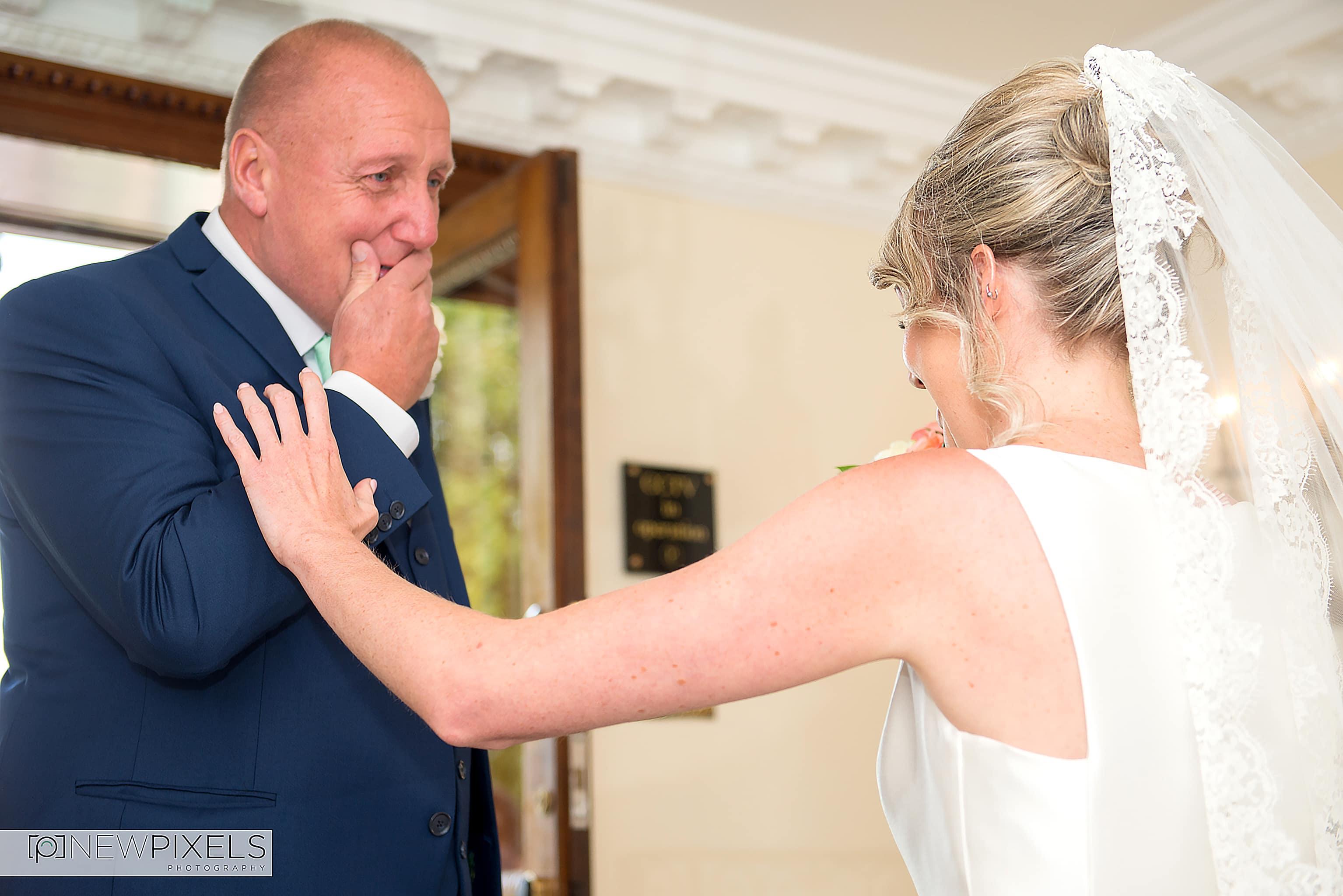 Parklands, Quendon Hall Wedding Photography
