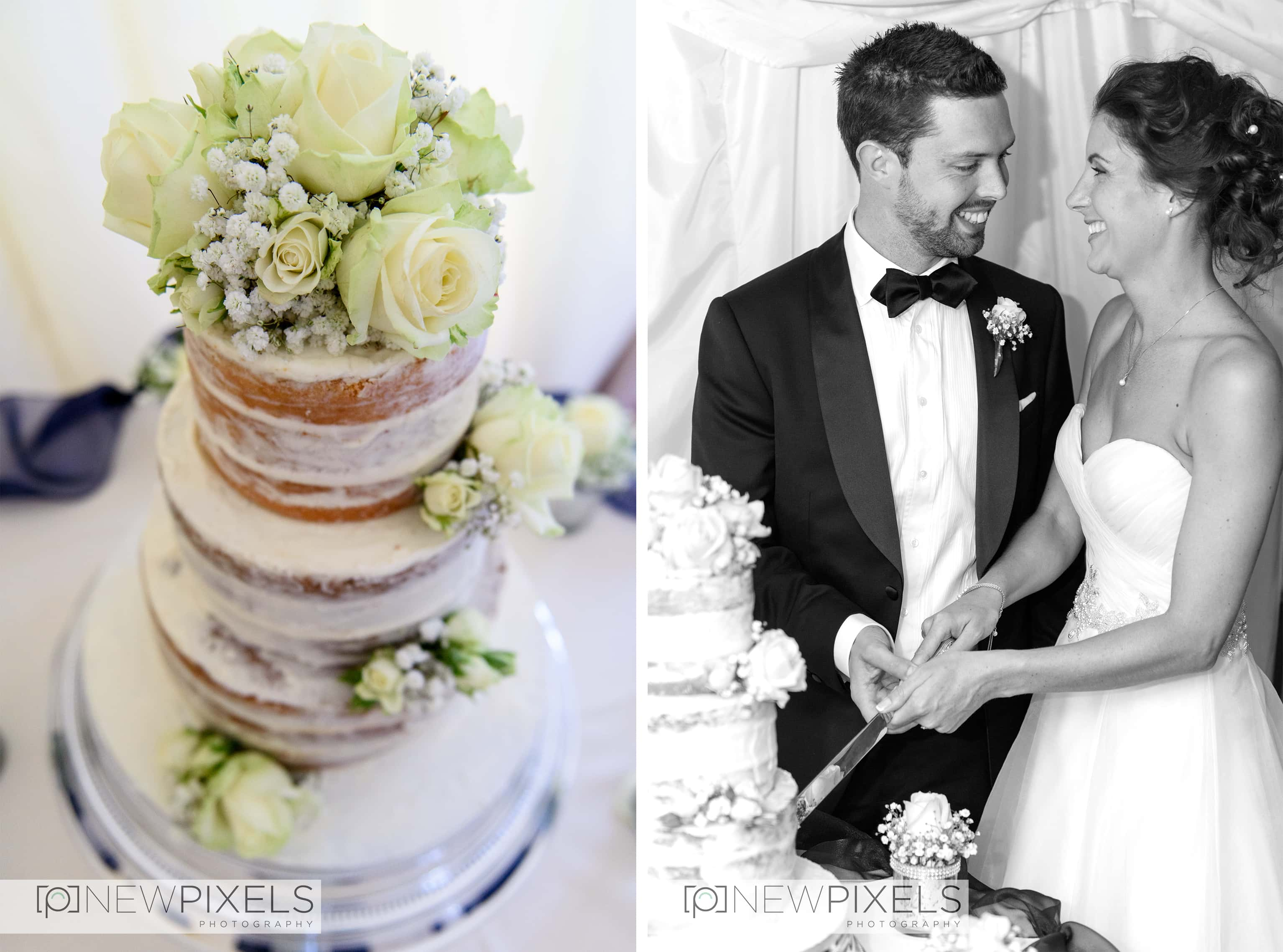 Newlands Hall Wedding Photo-3
