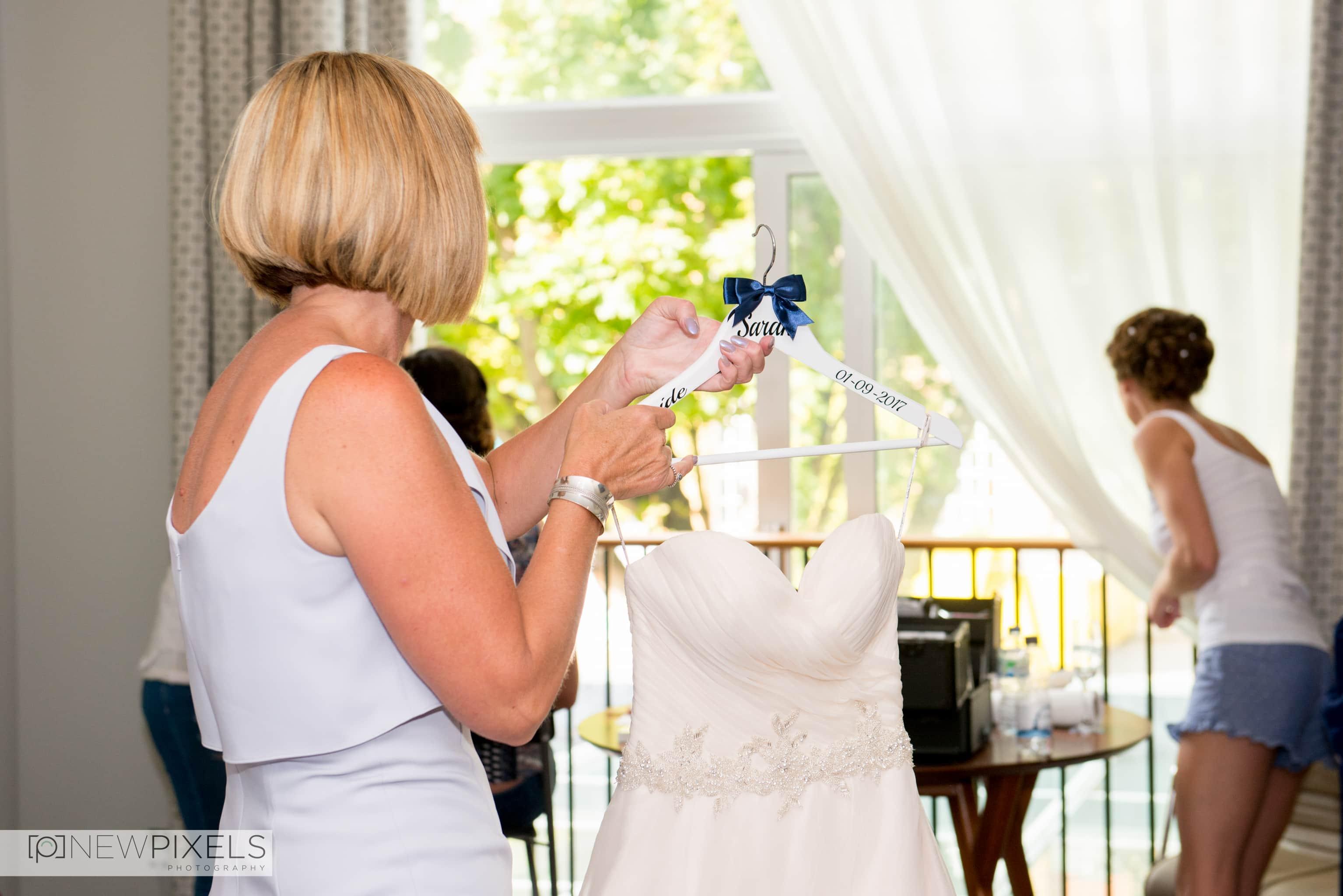 Newlands Hall Wedding Photographer-12