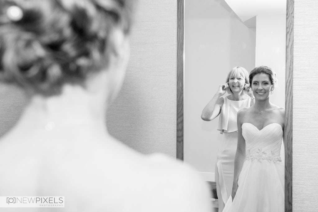 Newlands Hall Wedding Photographer-13