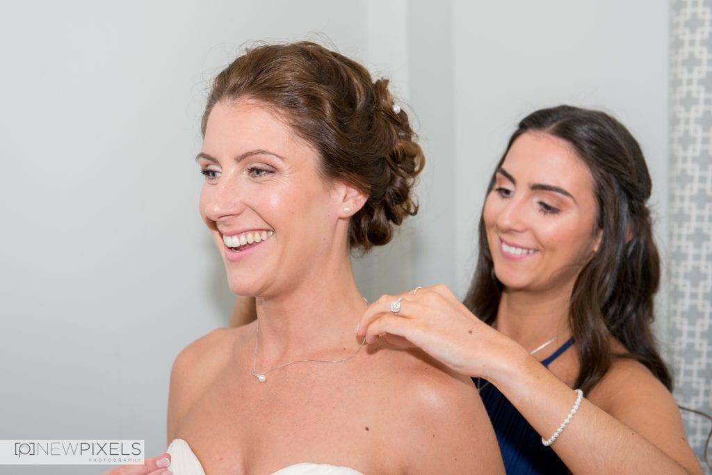 Newlands Hall Wedding Photographer-14