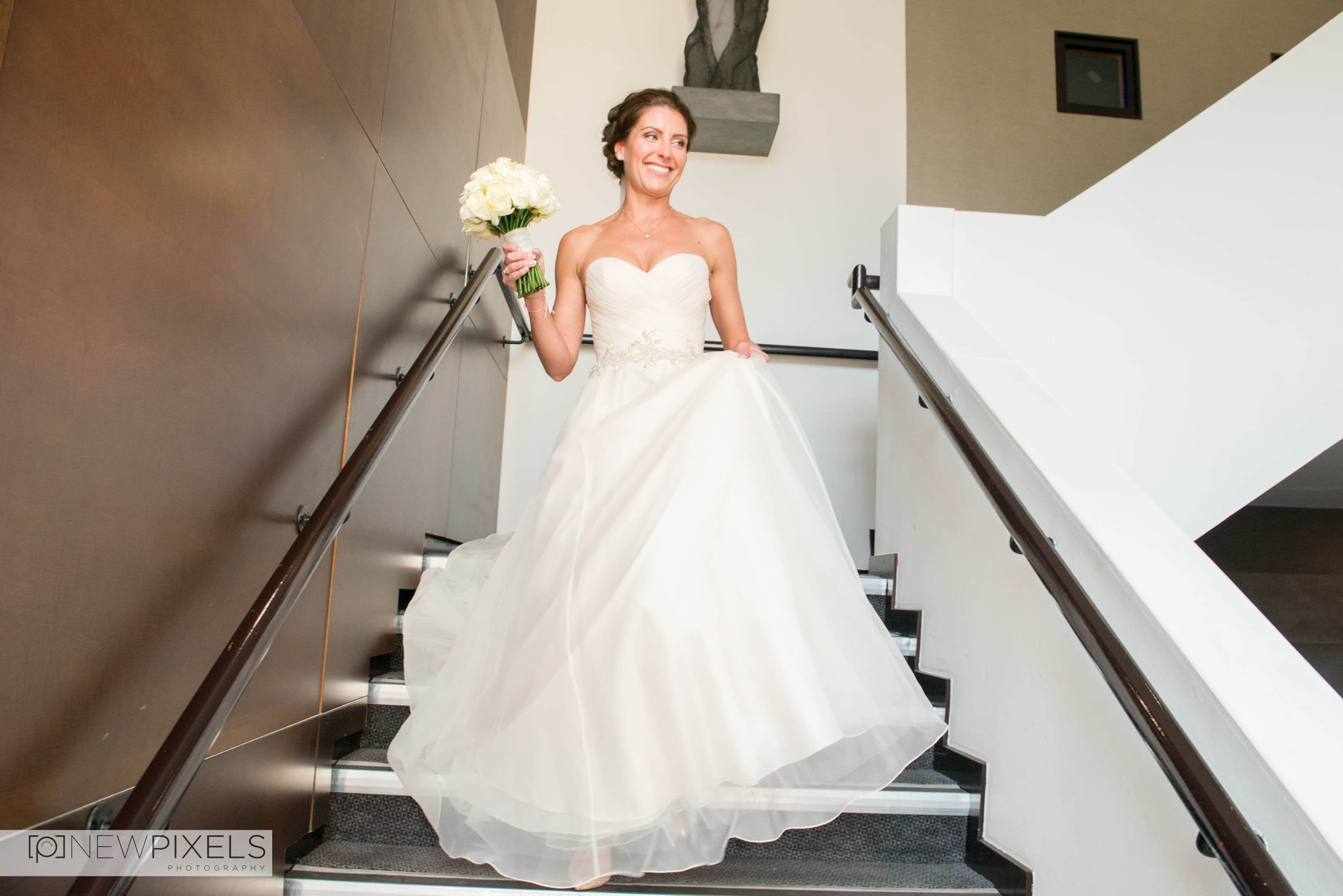 Newlands Hall Wedding Photographer-19
