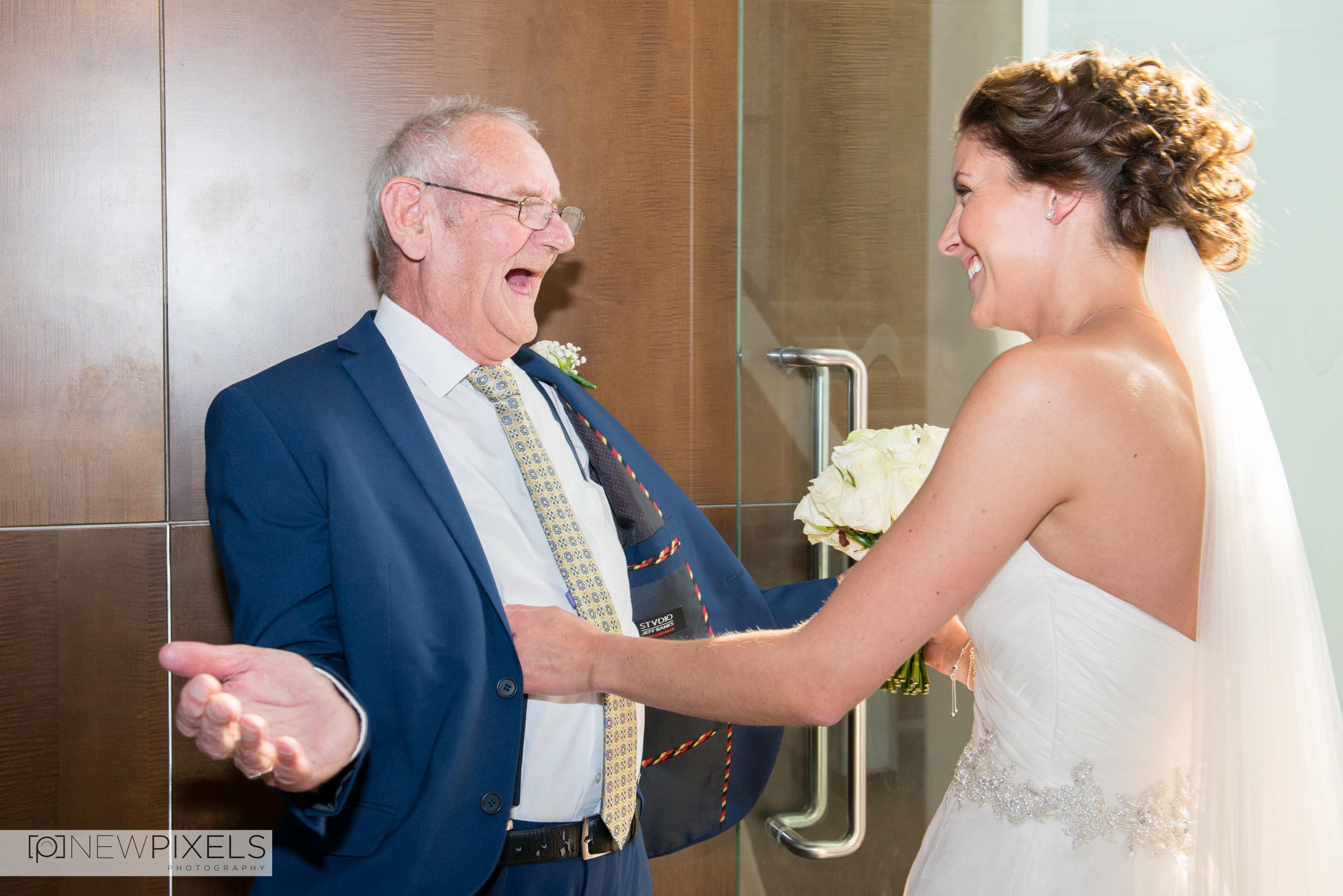 Newlands Hall Wedding Photographer-20