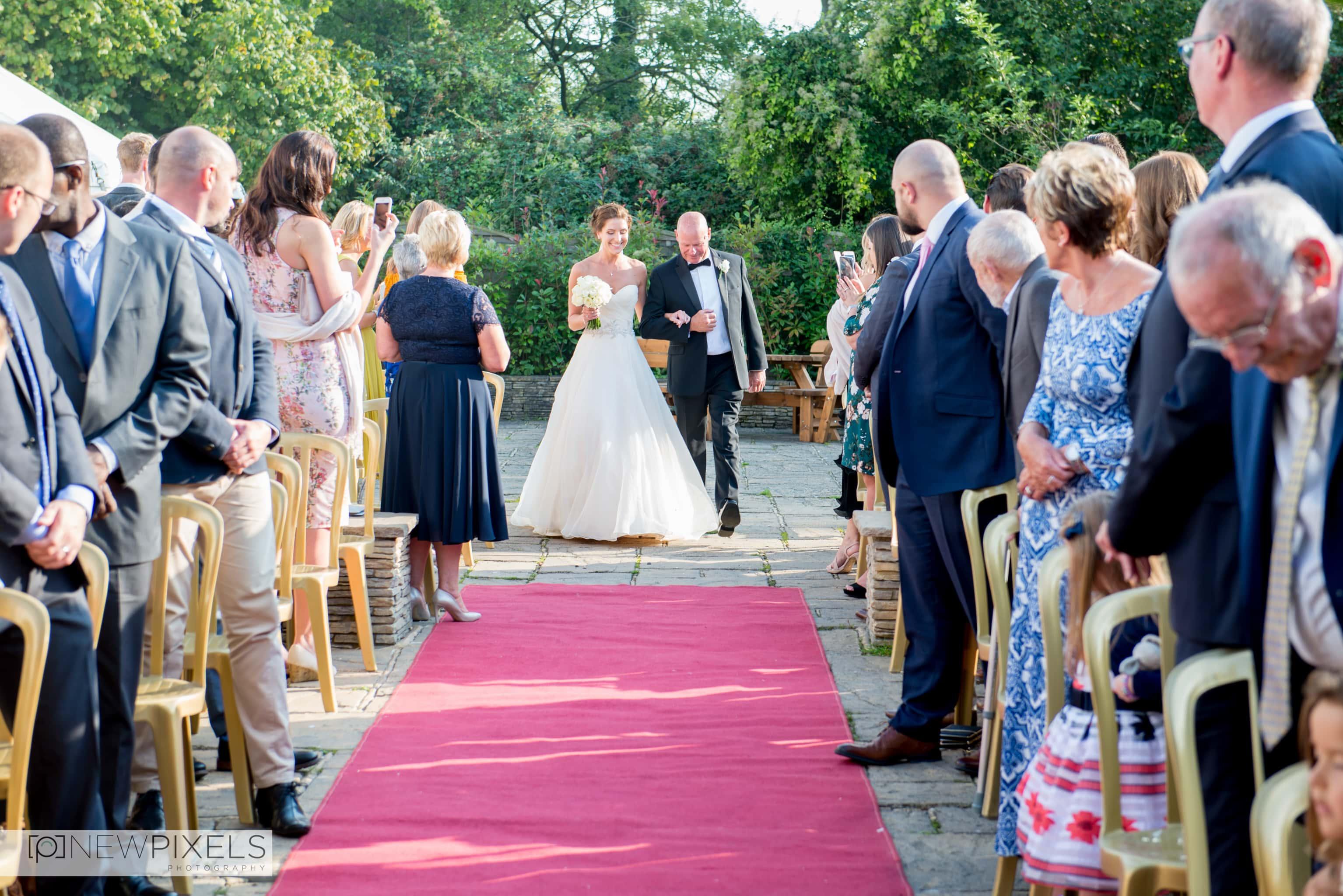 Newlands Hall Wedding Photographer-21