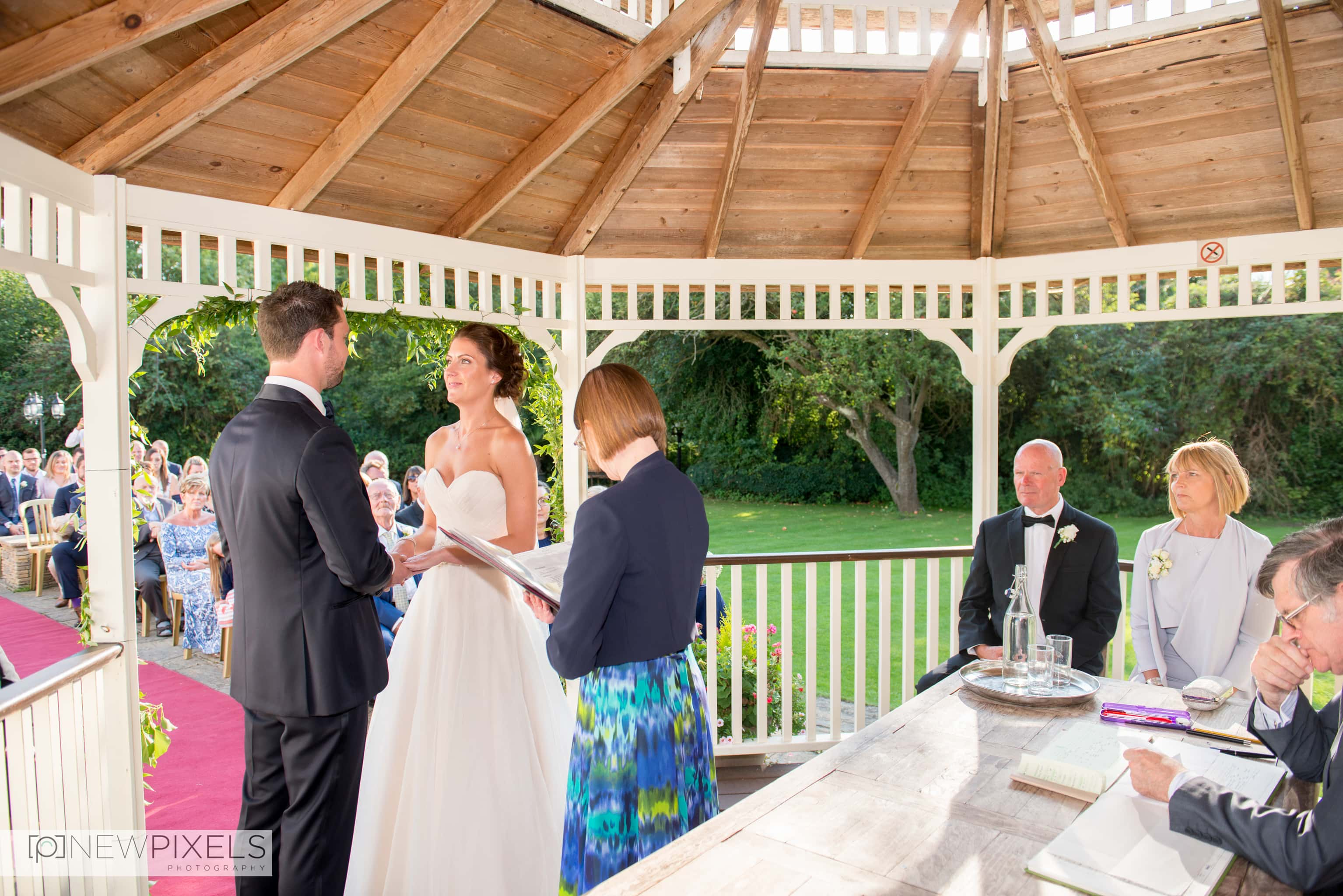 Newlands Hall Wedding Photographer-23