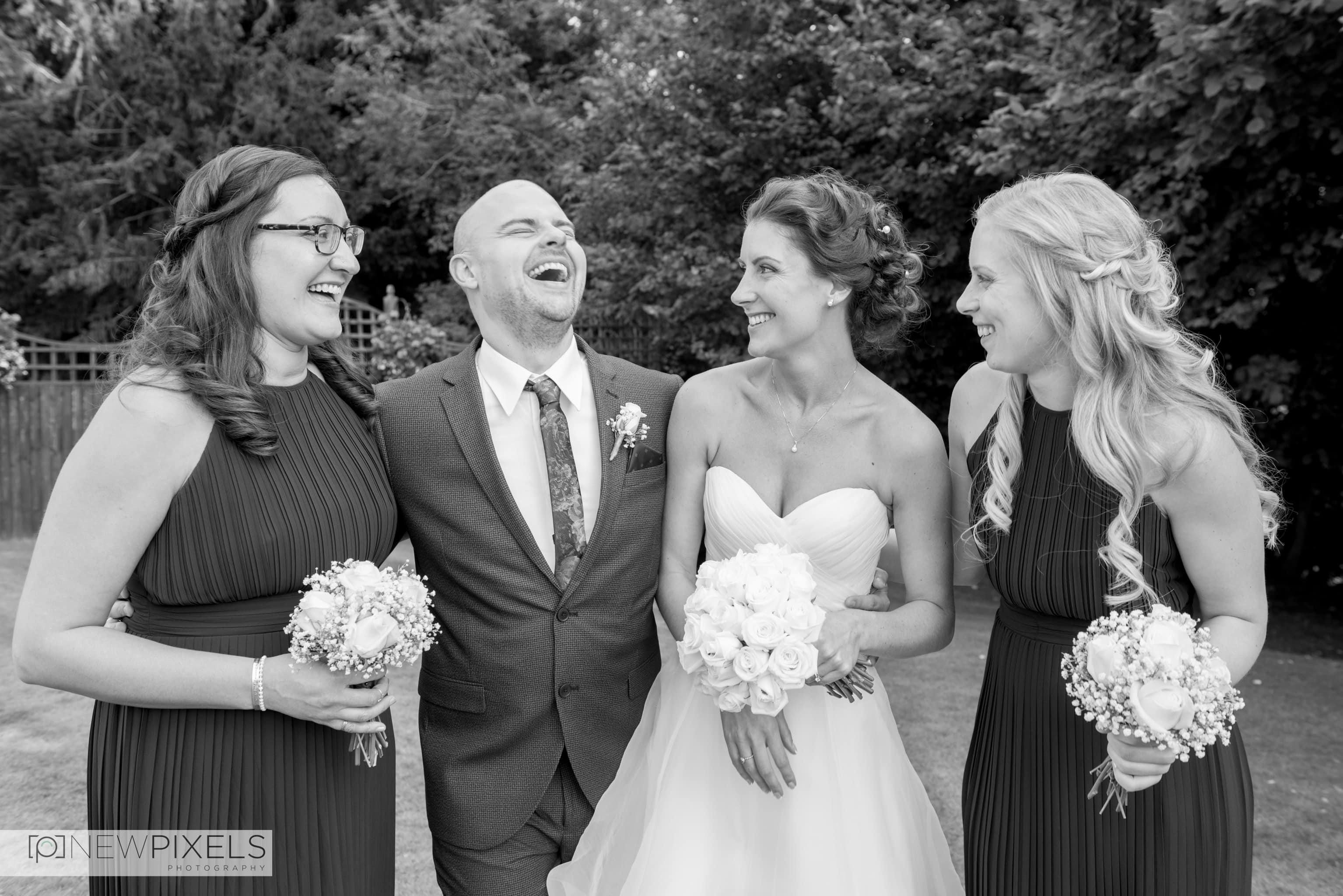 Newlands Hall Wedding Photographer-27