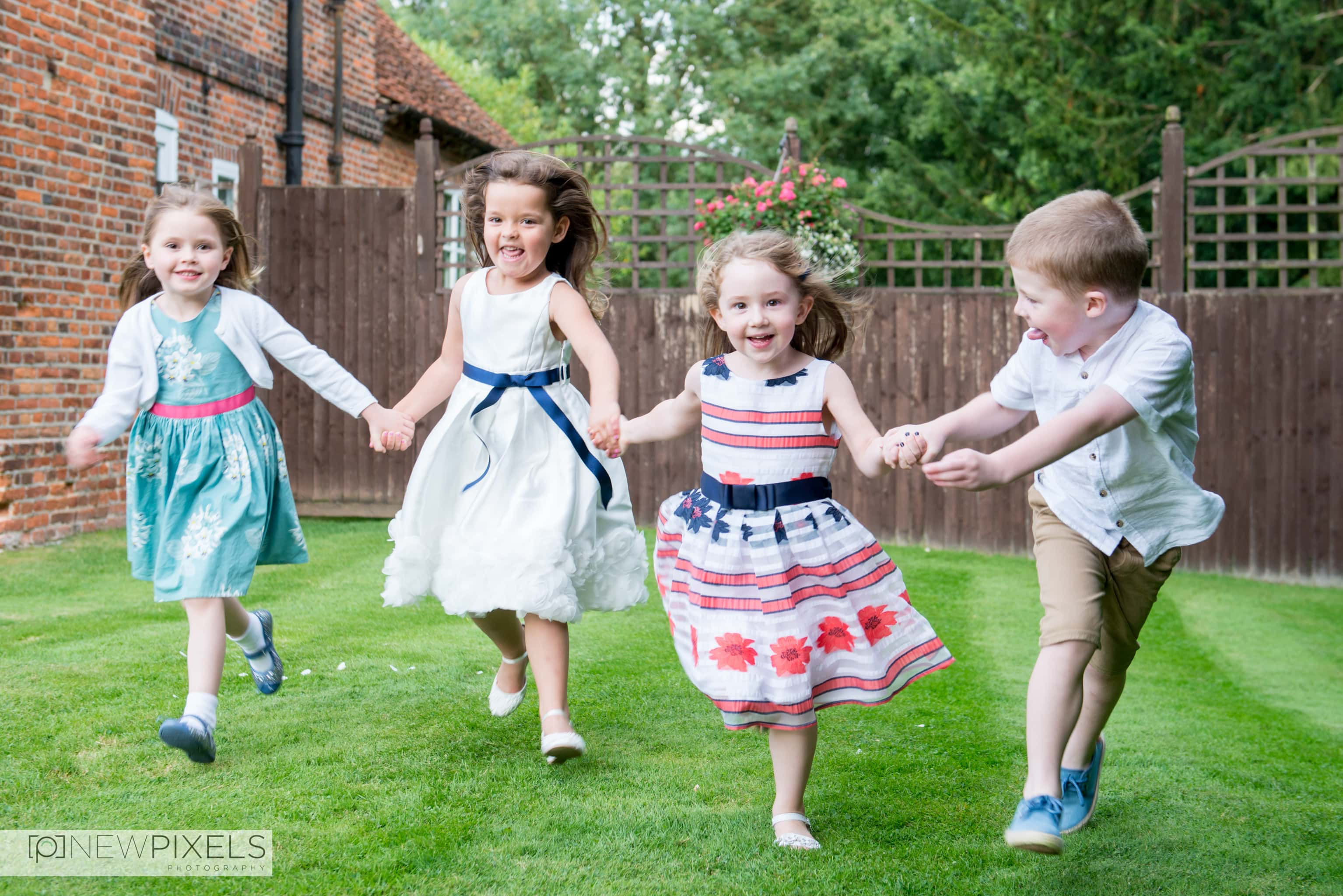 Newlands Hall Wedding Photographer-28