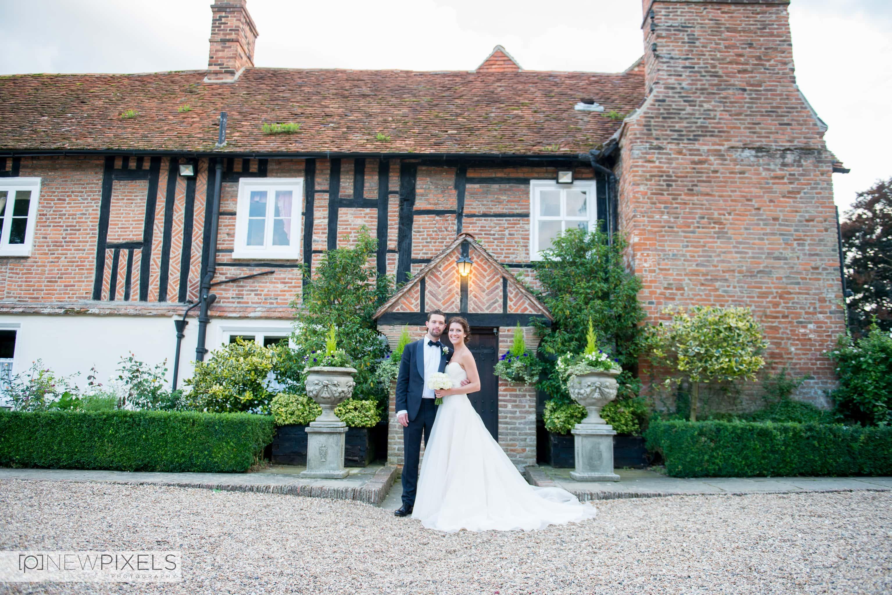 Newlands Hall Wedding Photographer-29