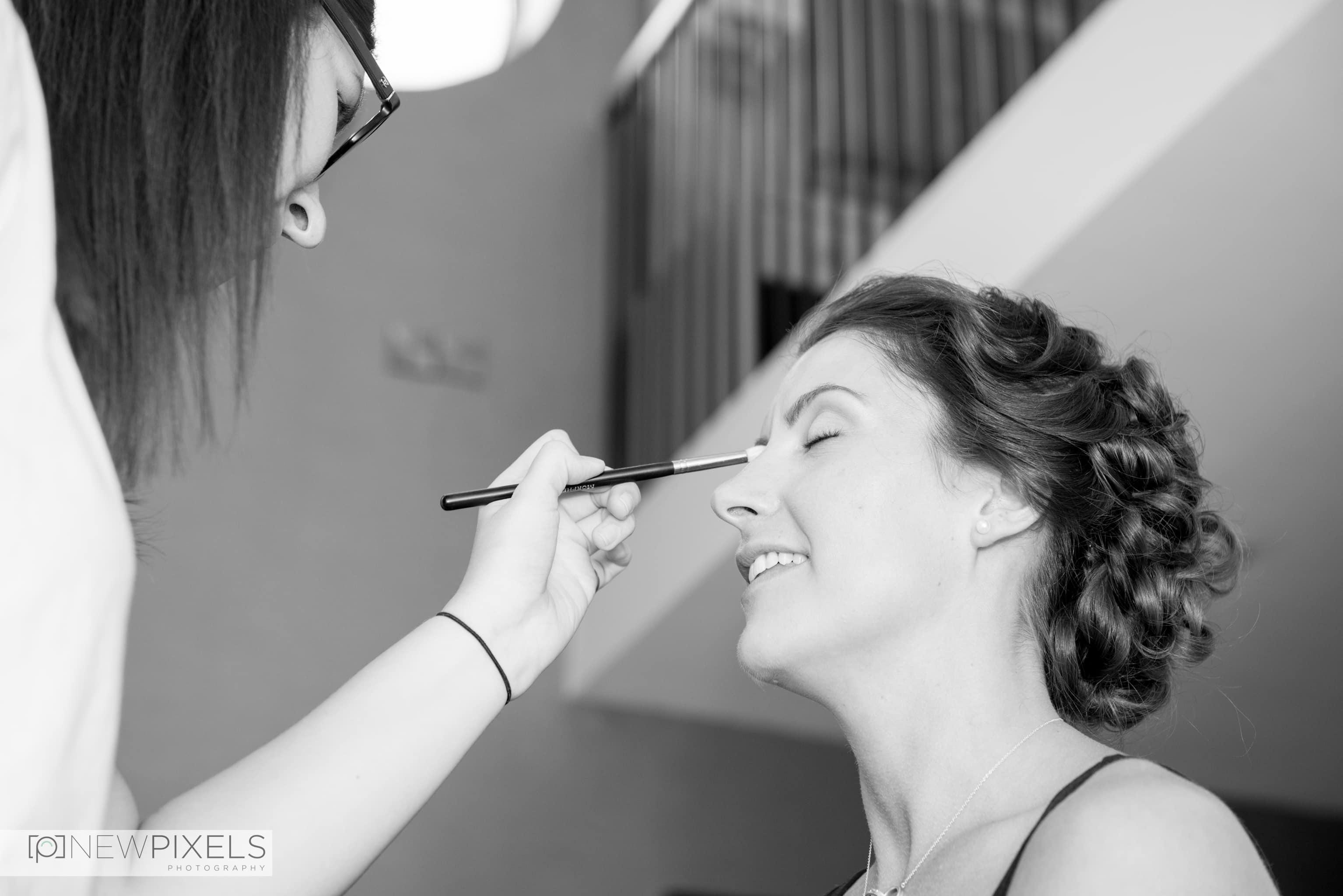 Newlands Hall Wedding Photographer-3