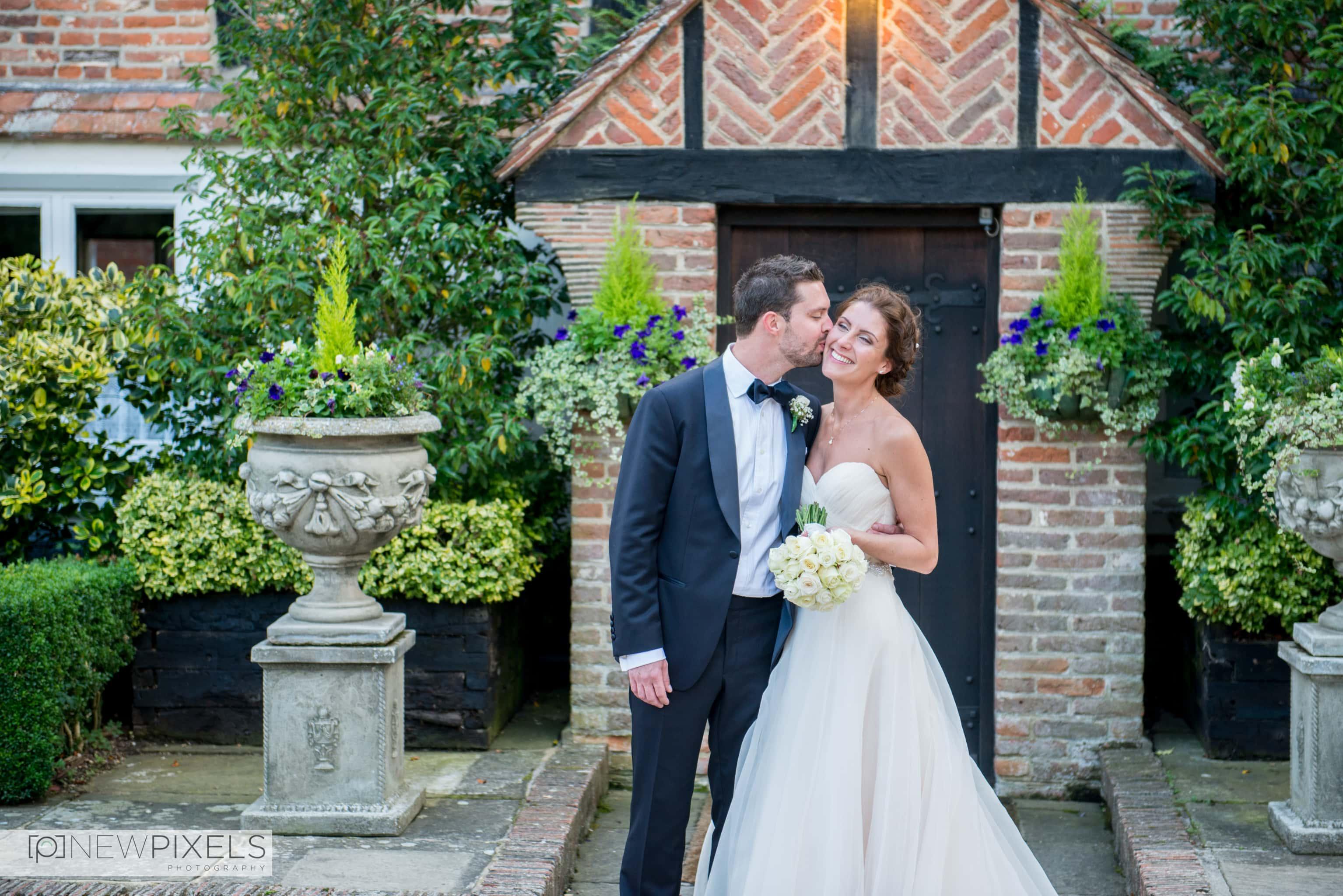Newlands Hall Wedding Photographer-30
