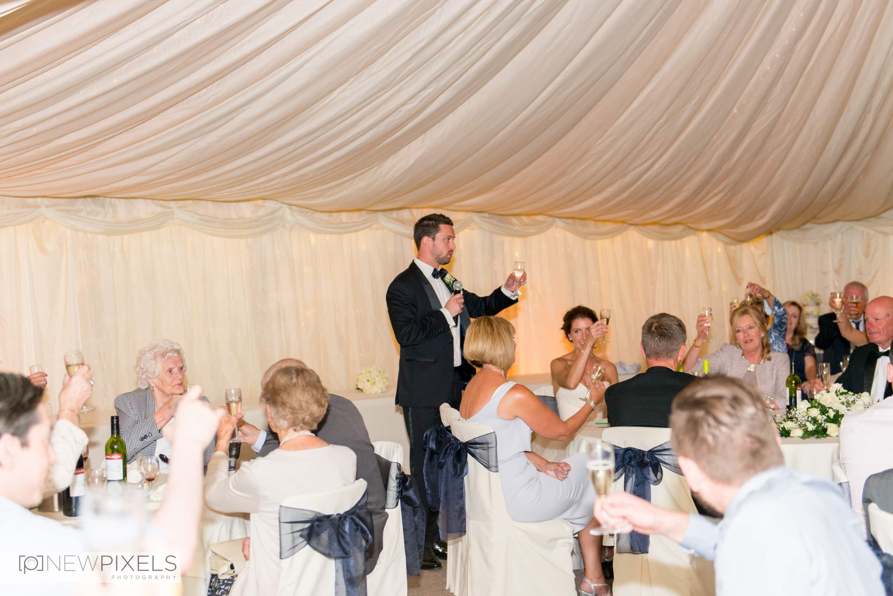 Newlands Hall Wedding Photographer 45
