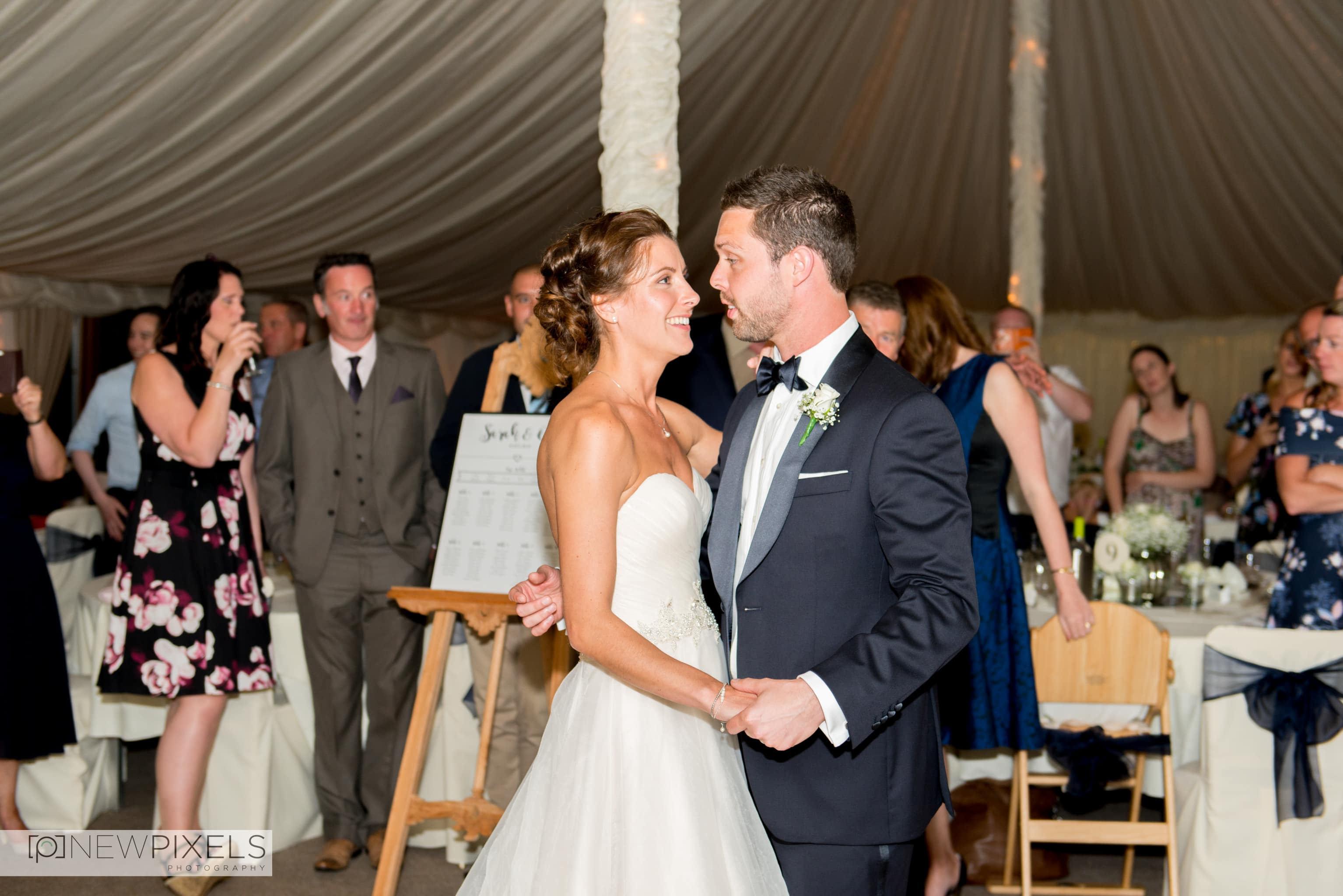 Newlands Hall Wedding Photographer-48