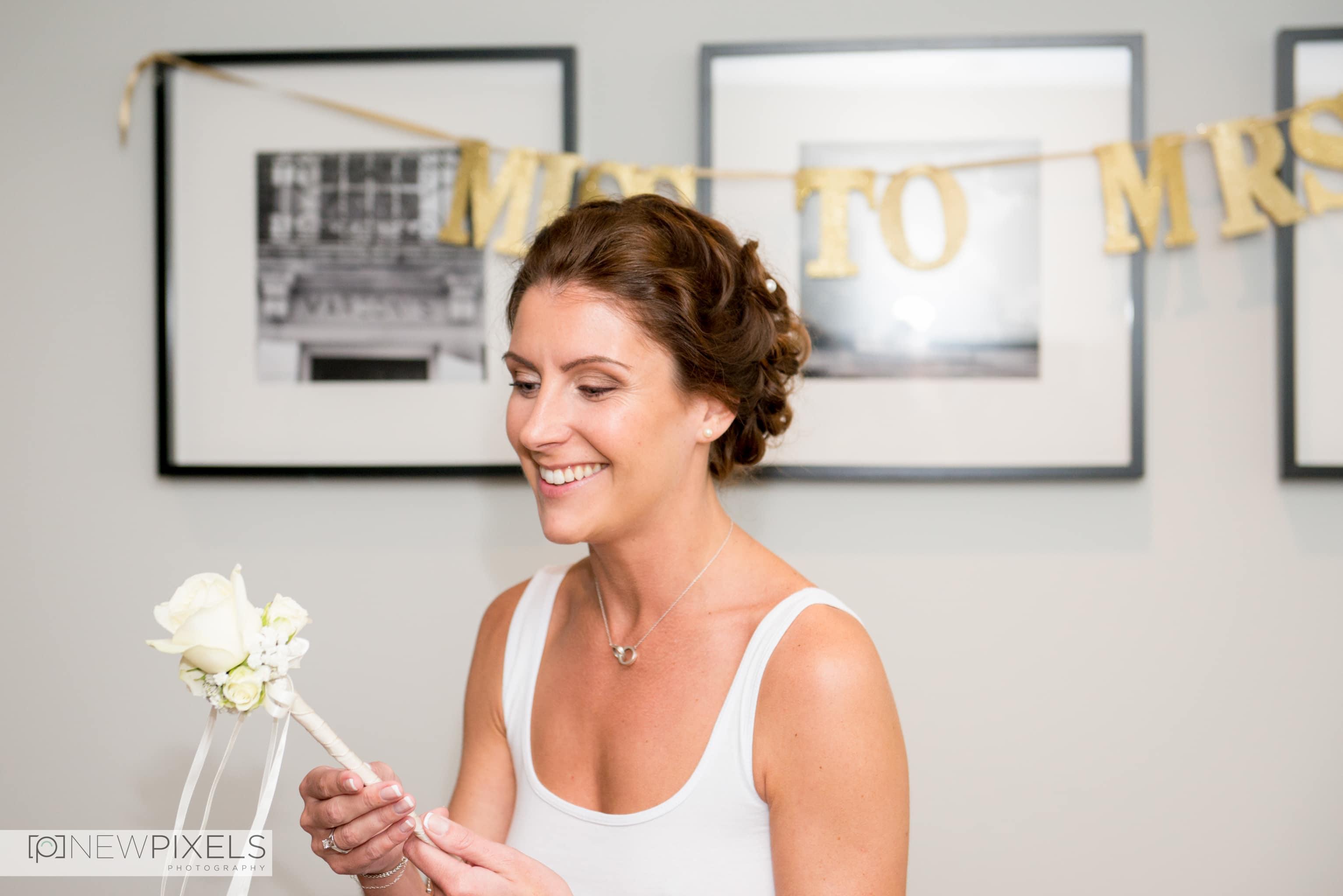 Newlands Hall Wedding Photographer-6