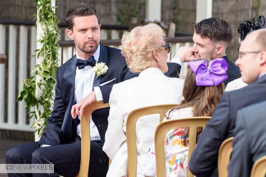 Newlands Hall Wedding Photography-16