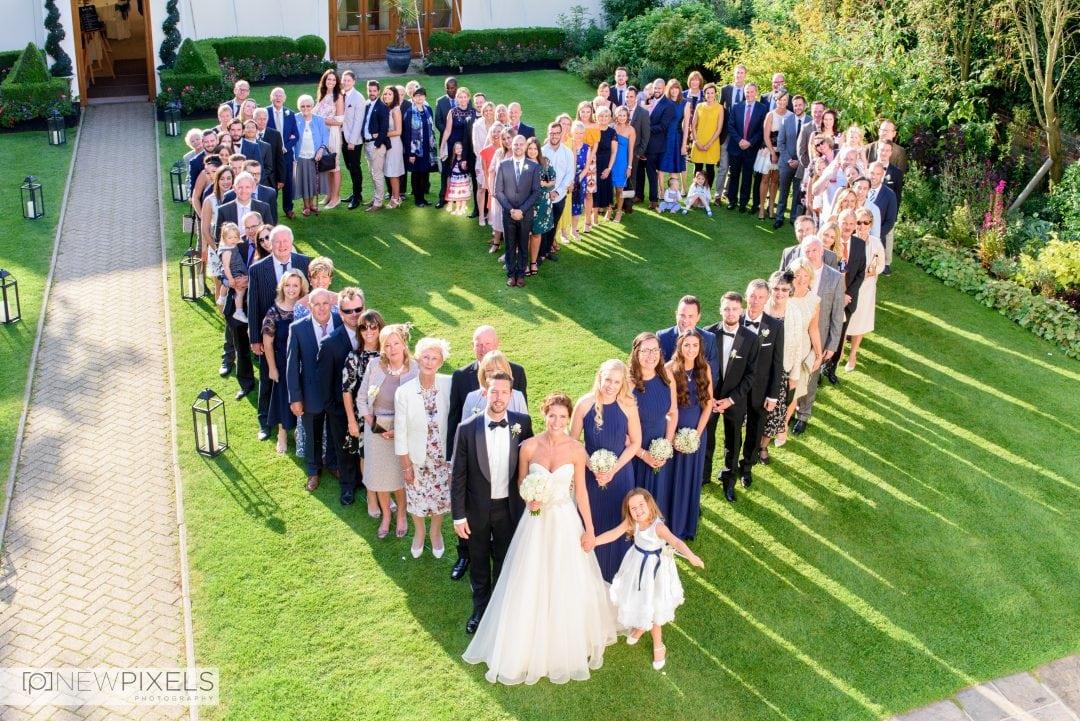 Newlands Hall Wedding Photography-20