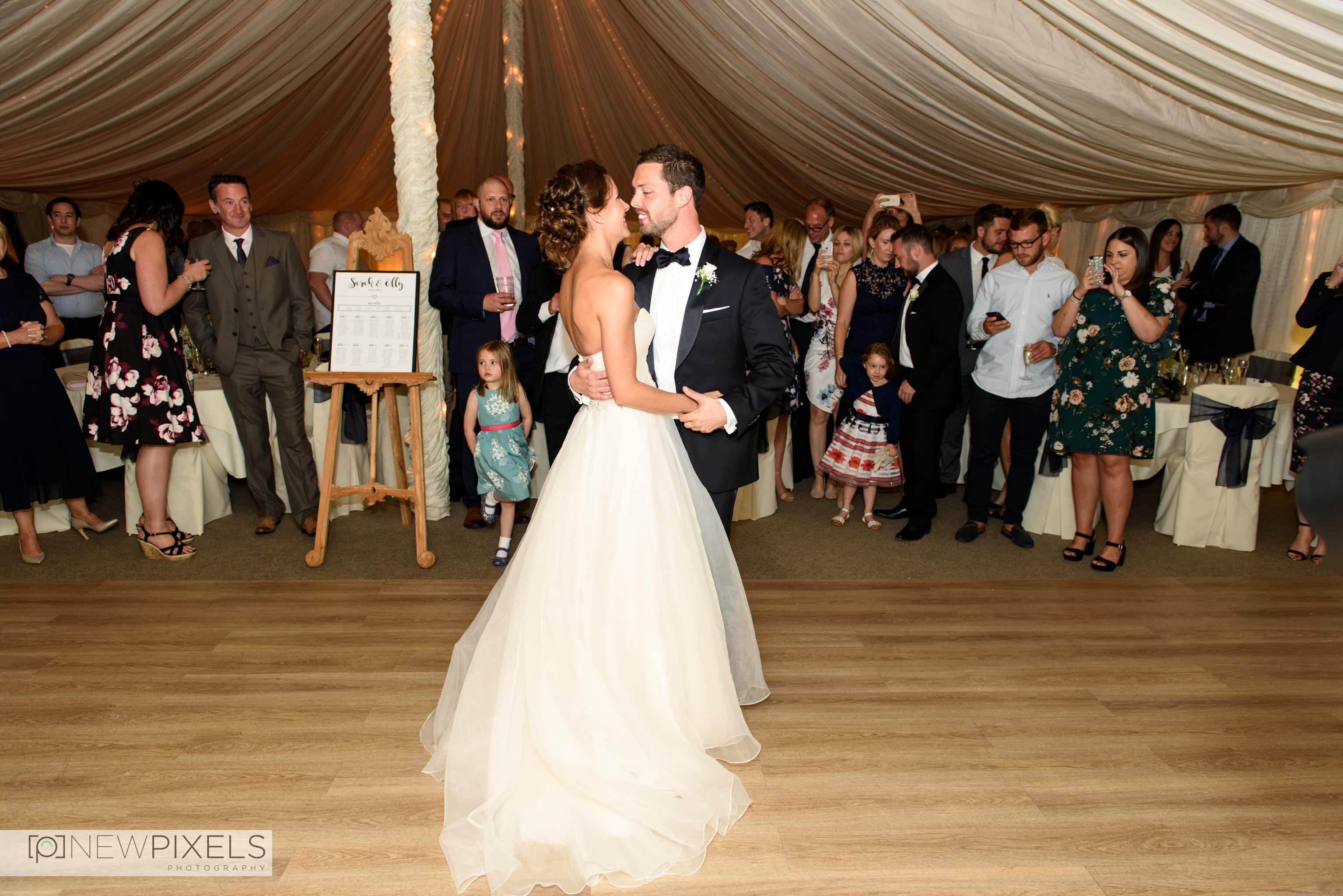 Newlands Hall Wedding Photography-30