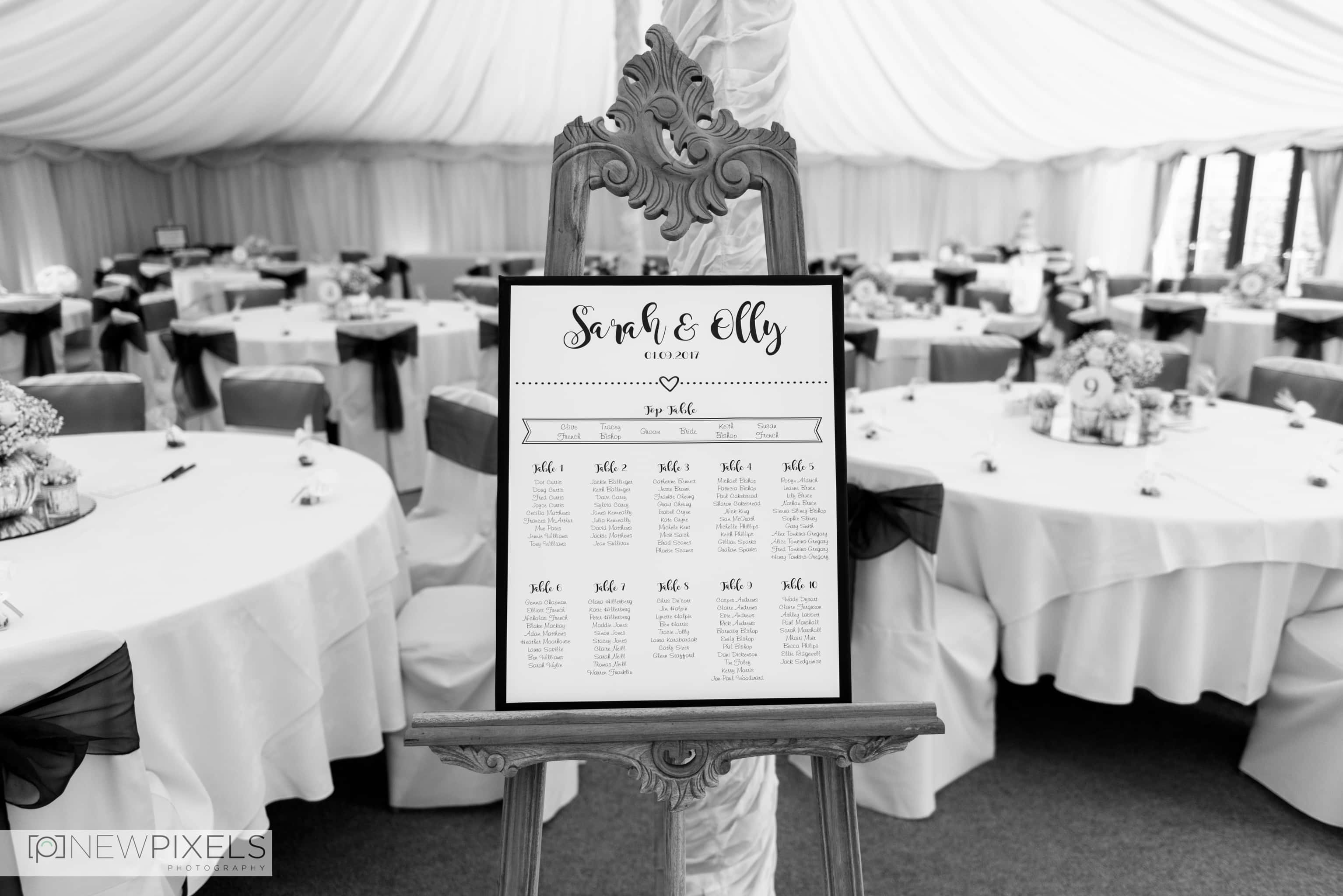 Newlands Hall Wedding Photography-7