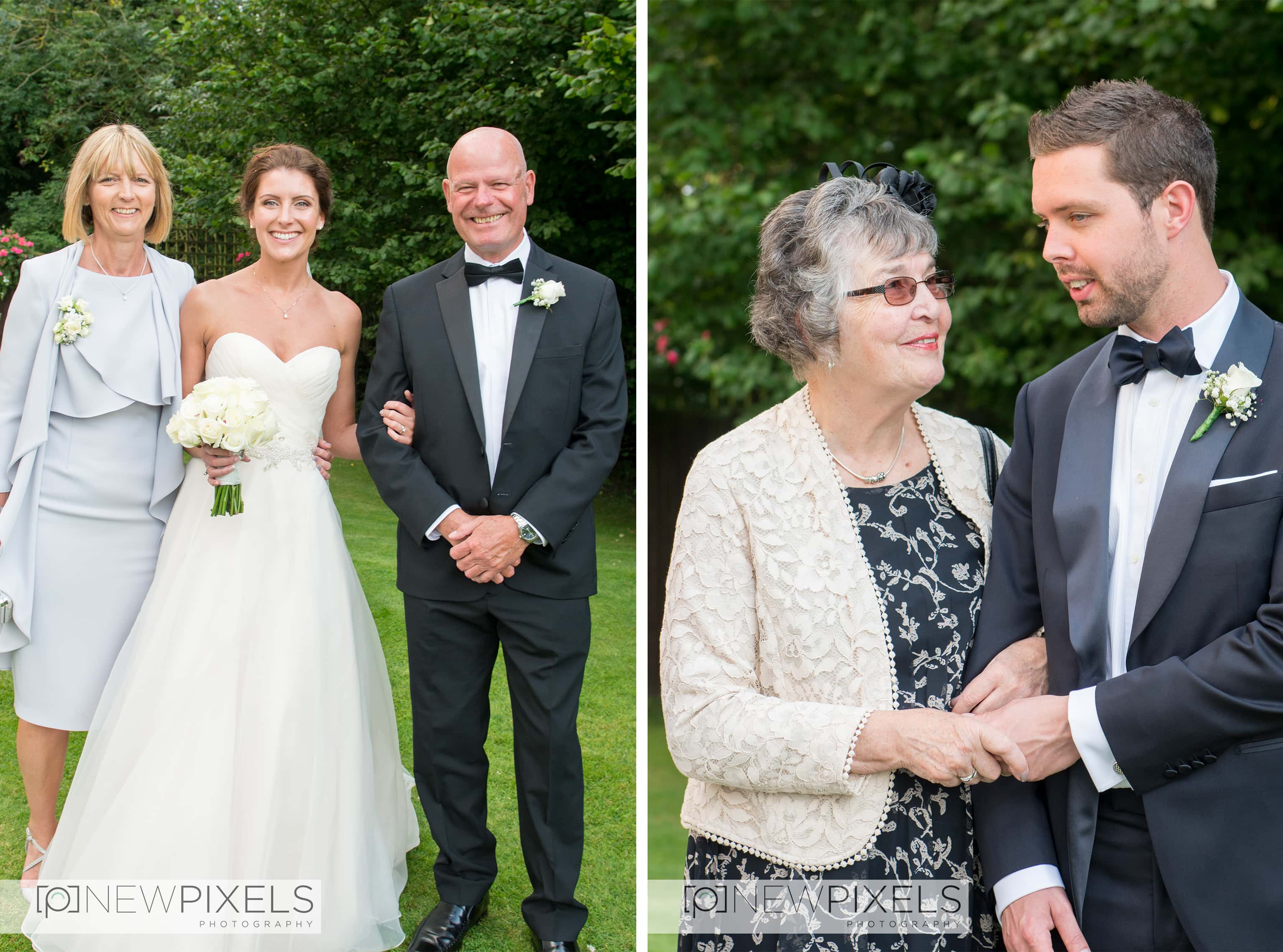 Newlands Hall Wedding Photography9