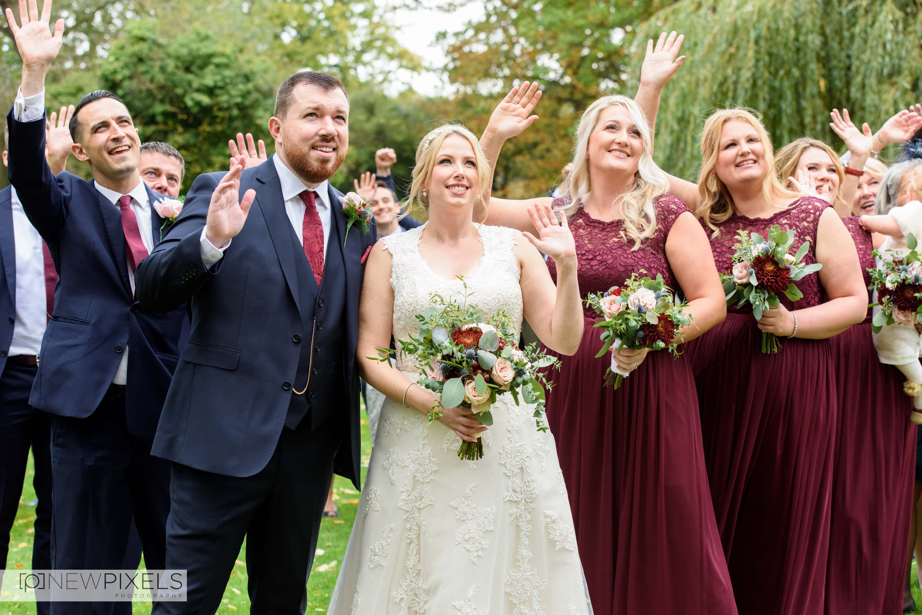 Hertfordshire Wedding Photographs-13
