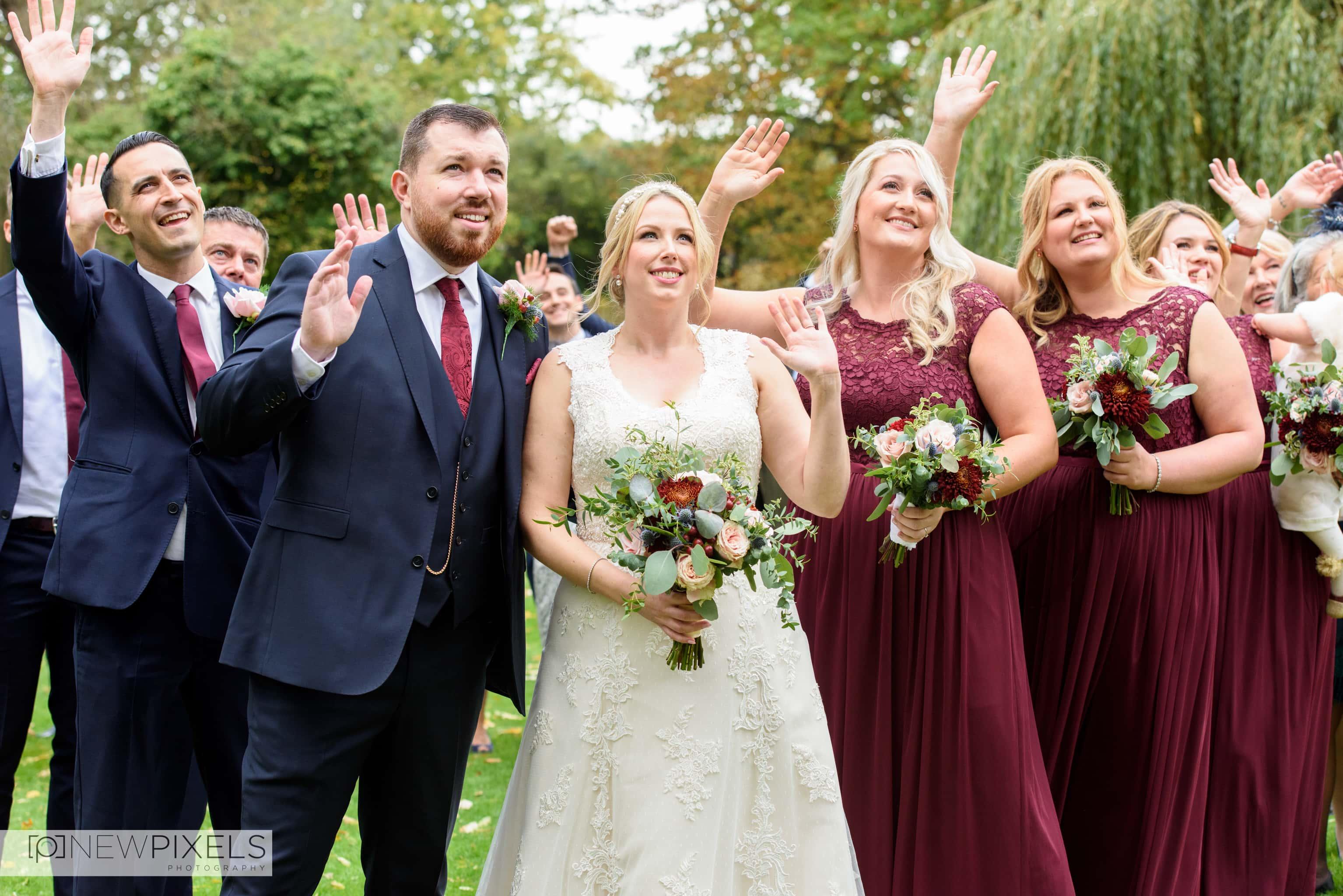 Hertfordshire Wedding Photographs-13