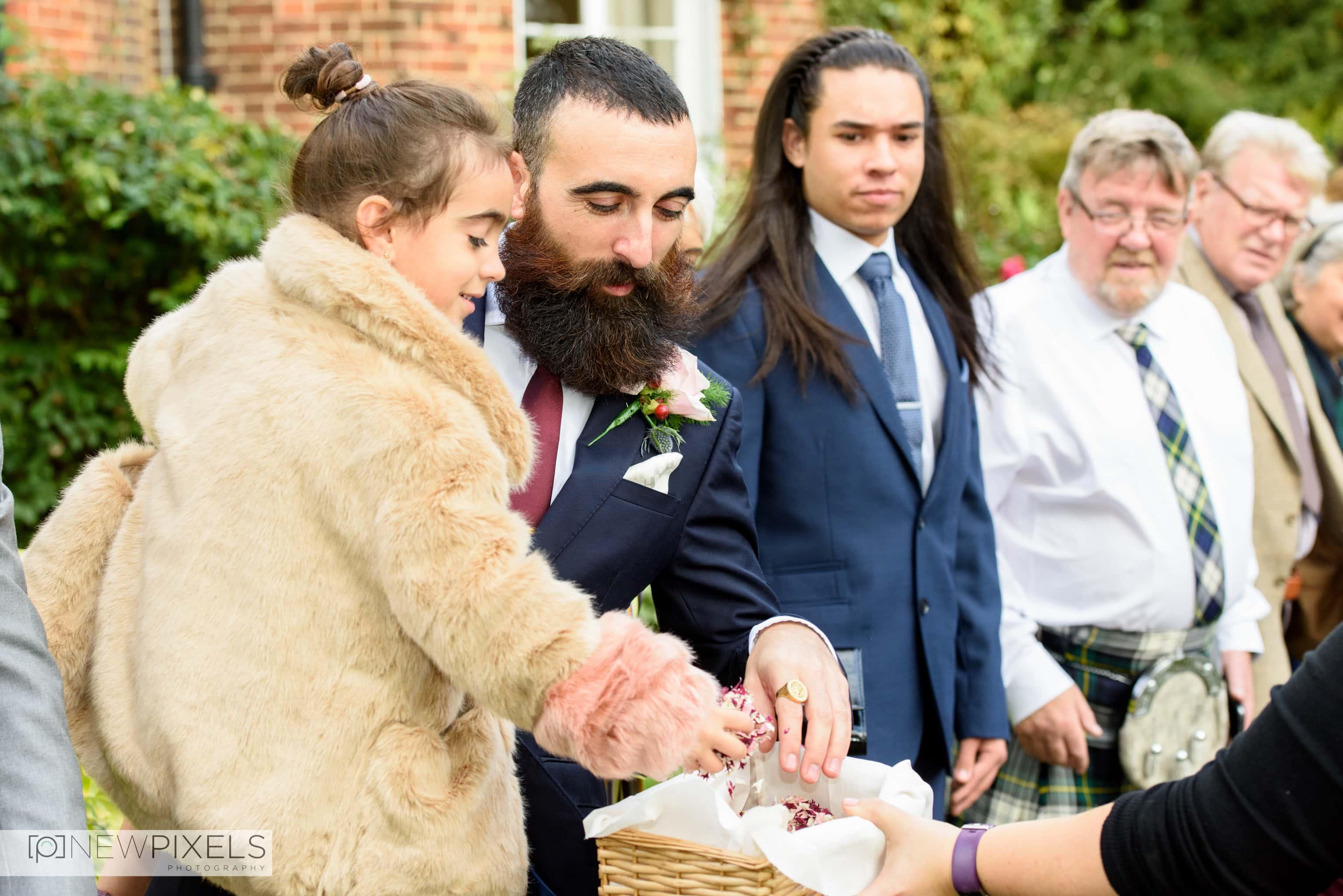 Hertfordshire Wedding Photographs-14