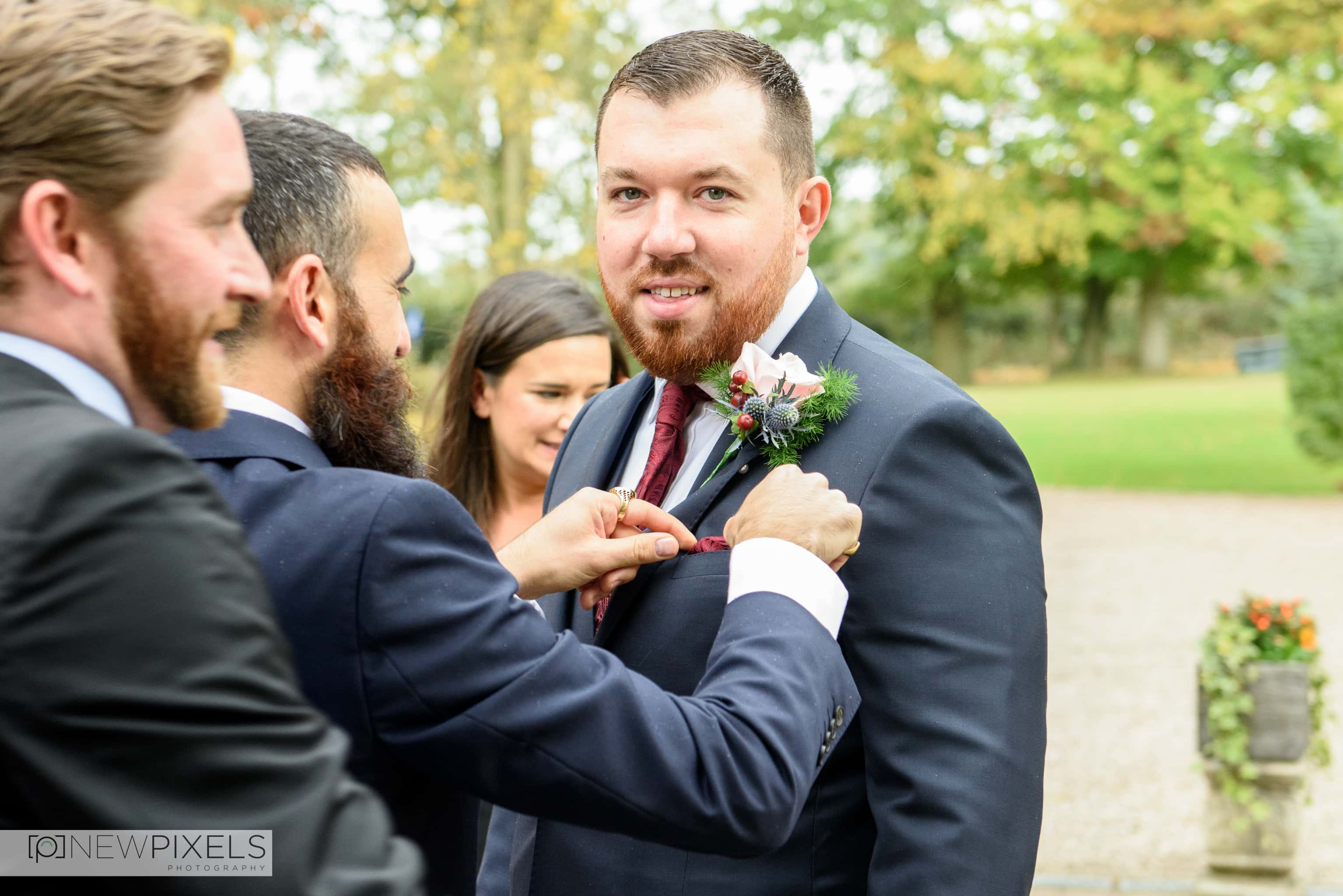 Hertfordshire Wedding Photographs-8
