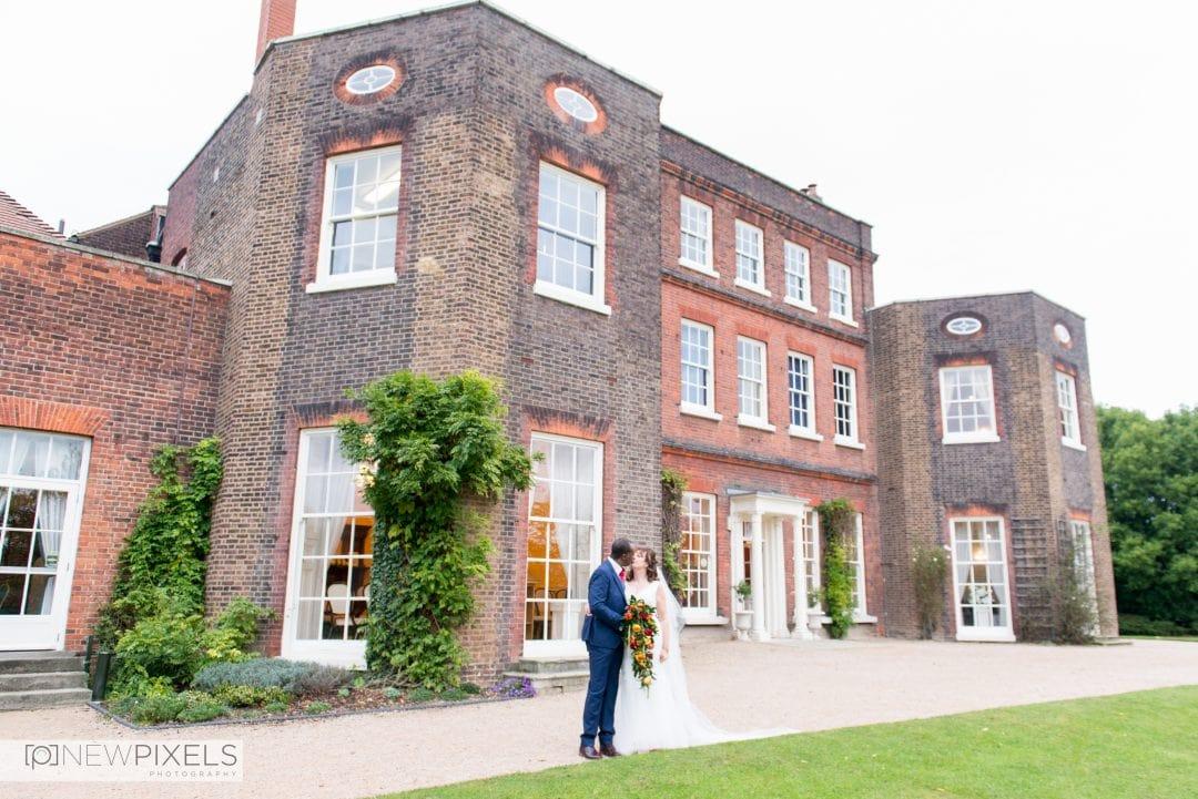 Hertfordshire Wedding Photograph-19