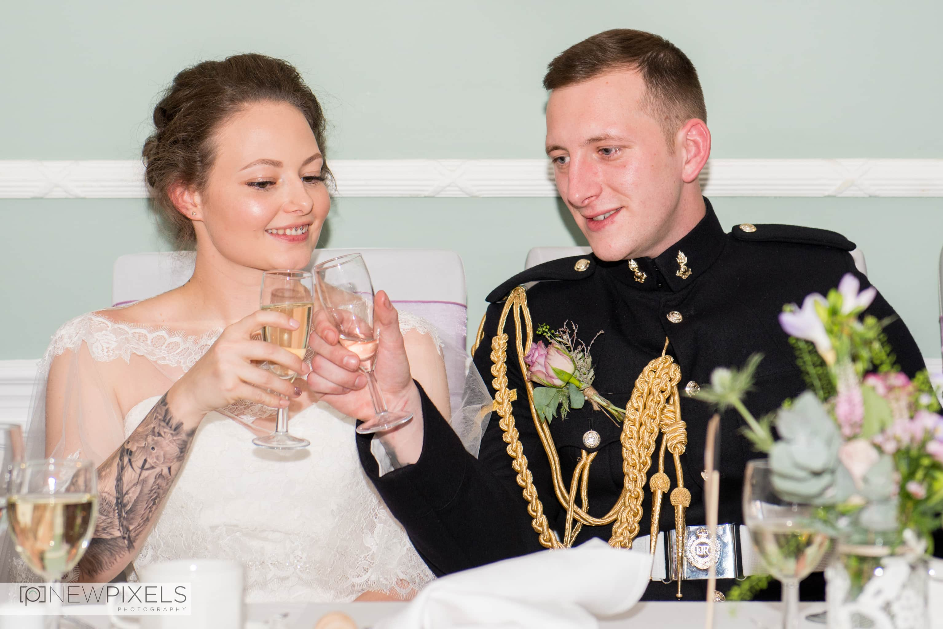 Hitchin Priory Wedding Photography