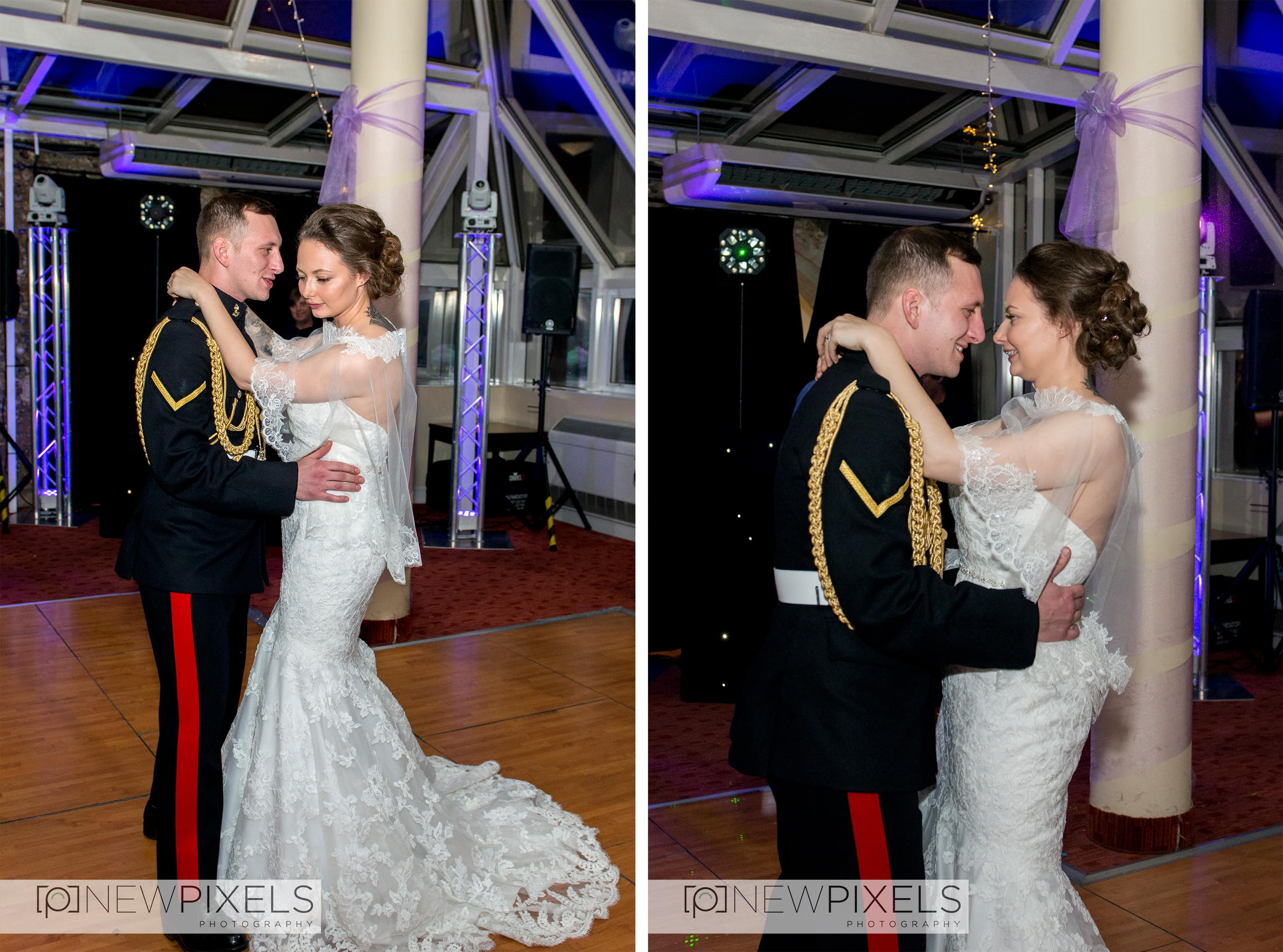 First Dance at Hitchin Priory
