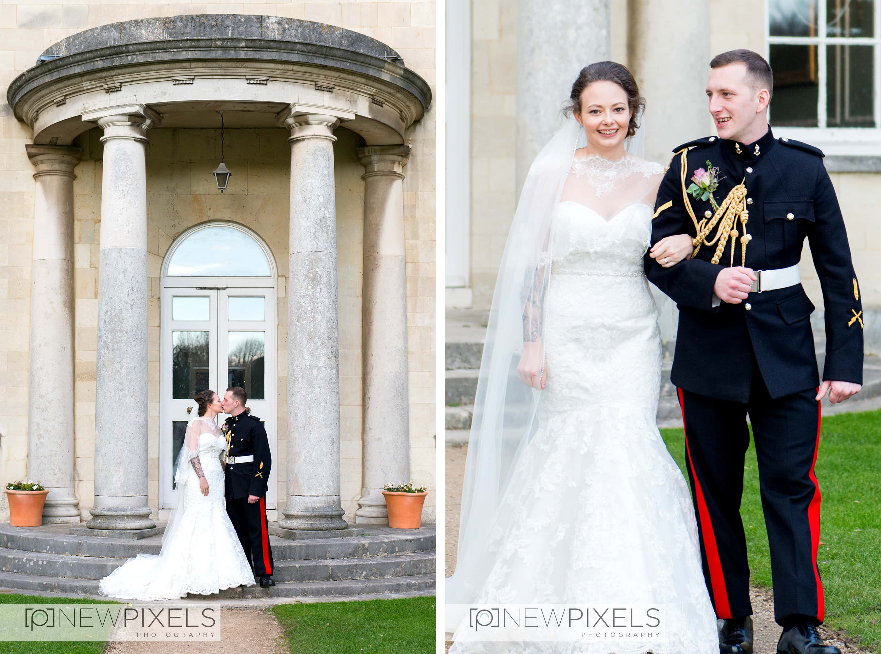 Wedding Ceremony at Hitchin Priory