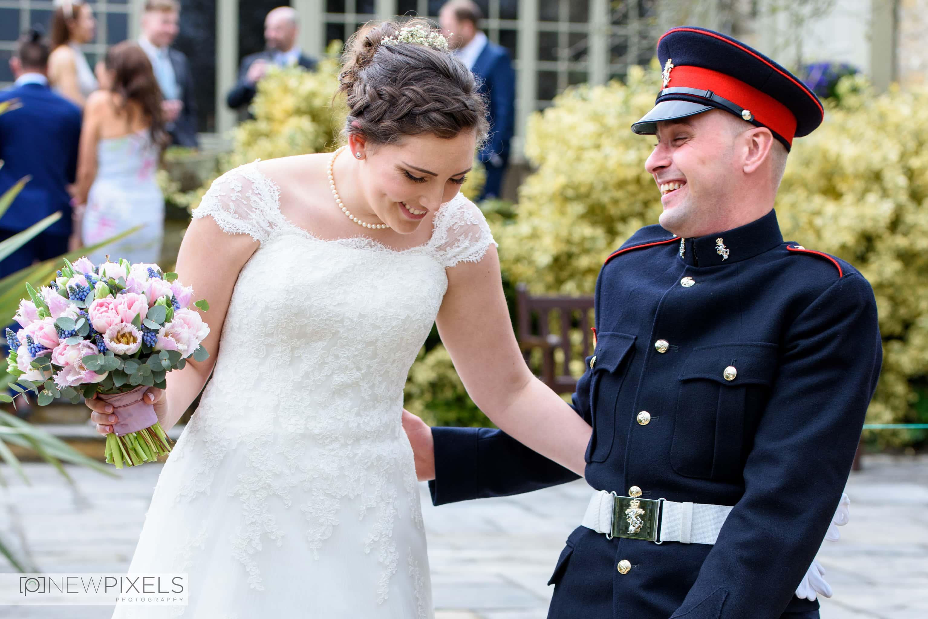 Hertfordshire Wedding Photographs-16