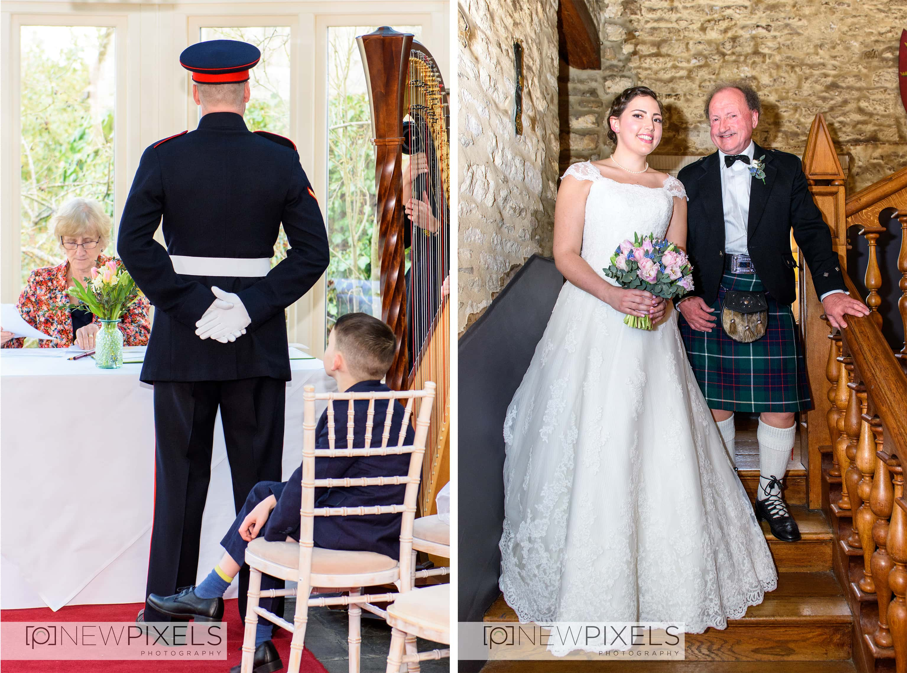 Wedding photography Hertfrodshire