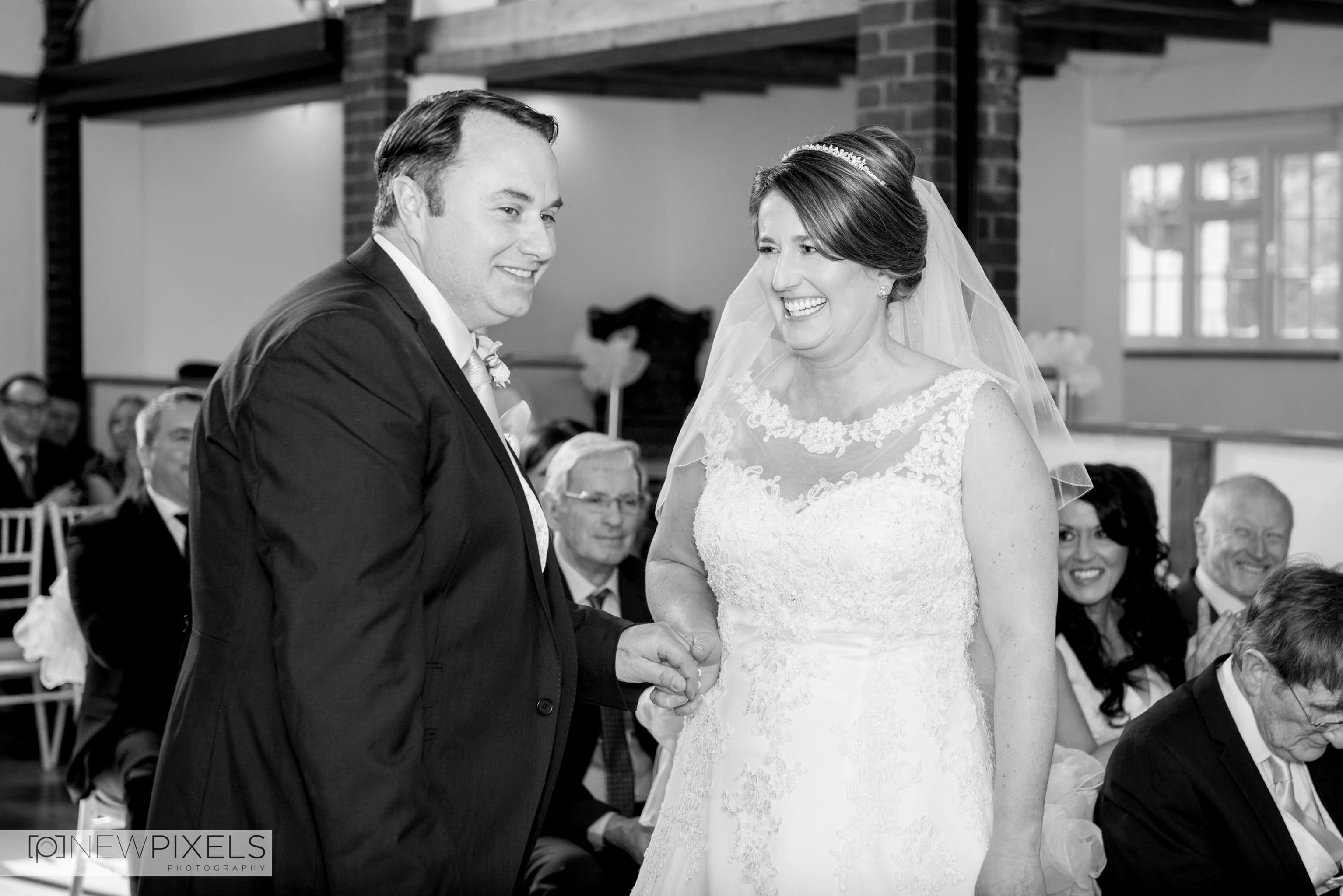 Ye Olde Plough House Wedding Photographs-10