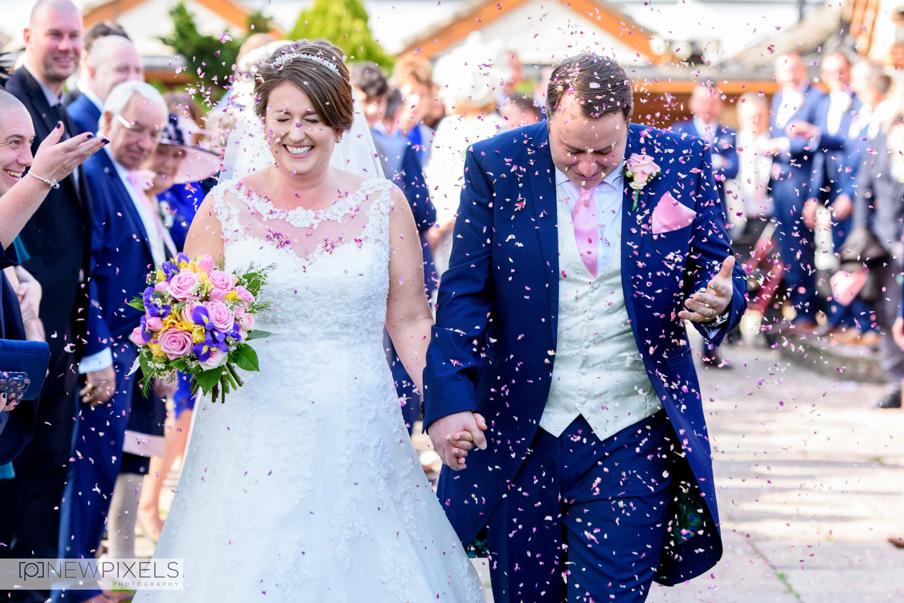 Ye Olde Plough House Wedding Photographs-11