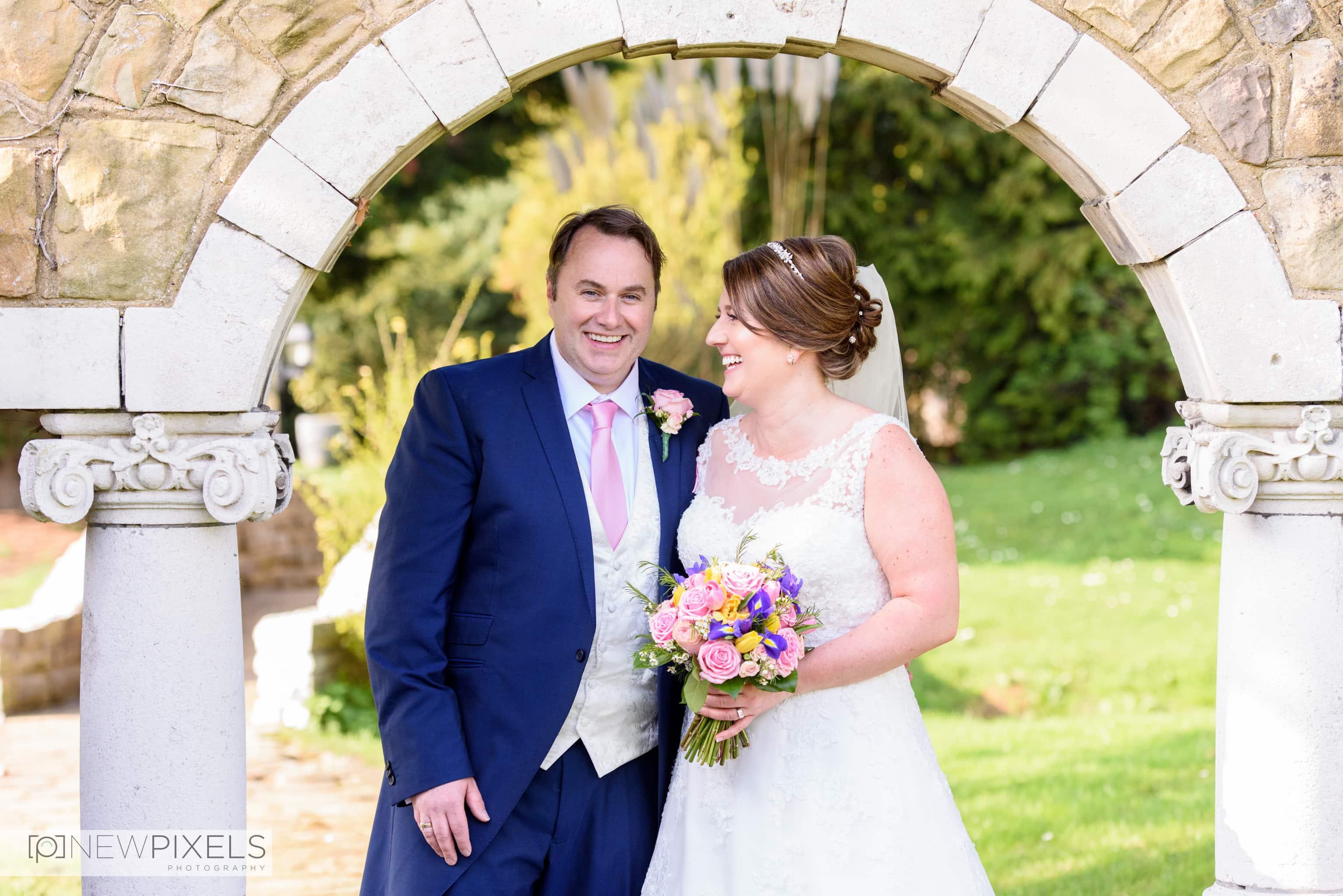 Ye Olde Plough House Wedding Photographs-12