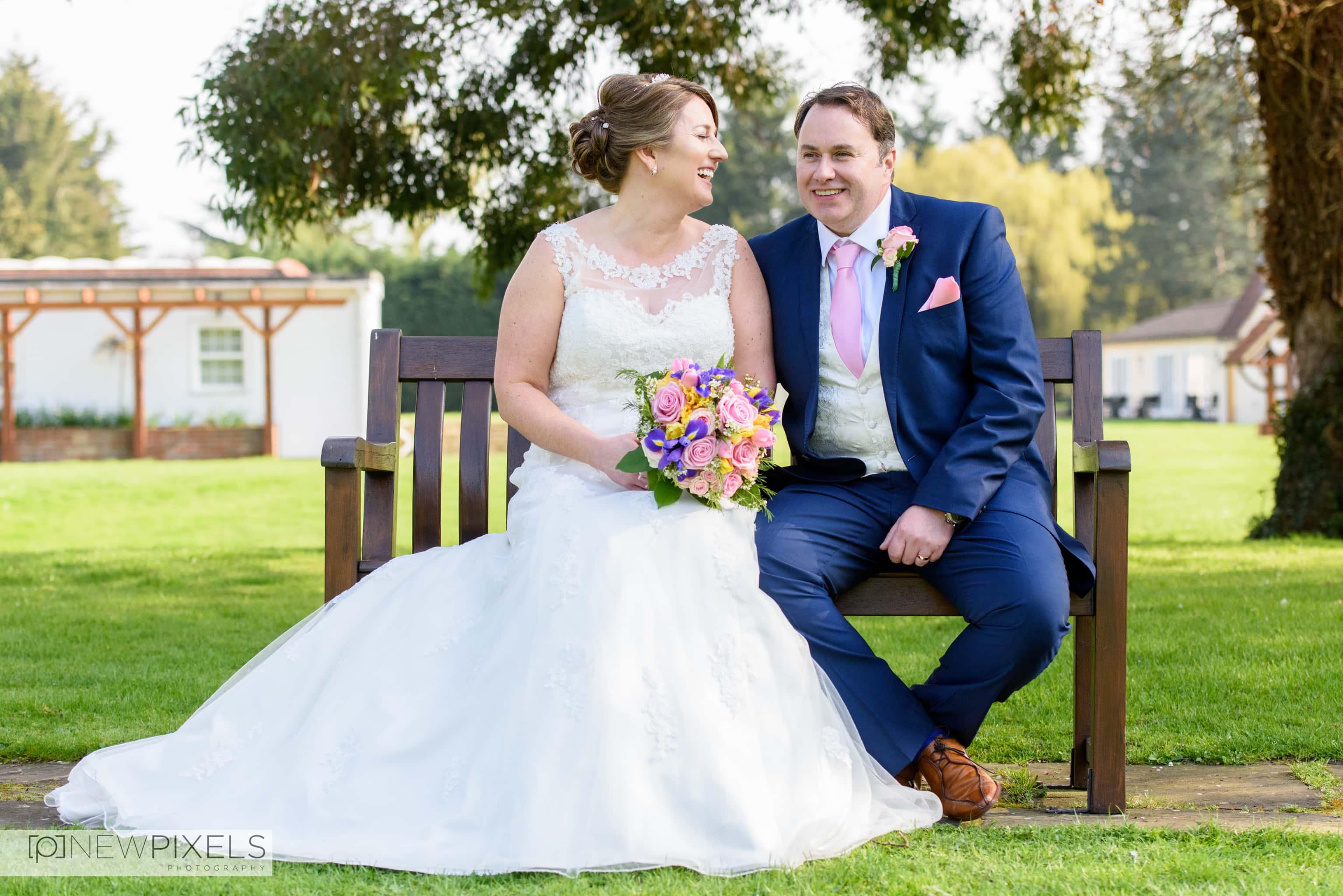 Ye Olde Plough House Wedding Photographs-13