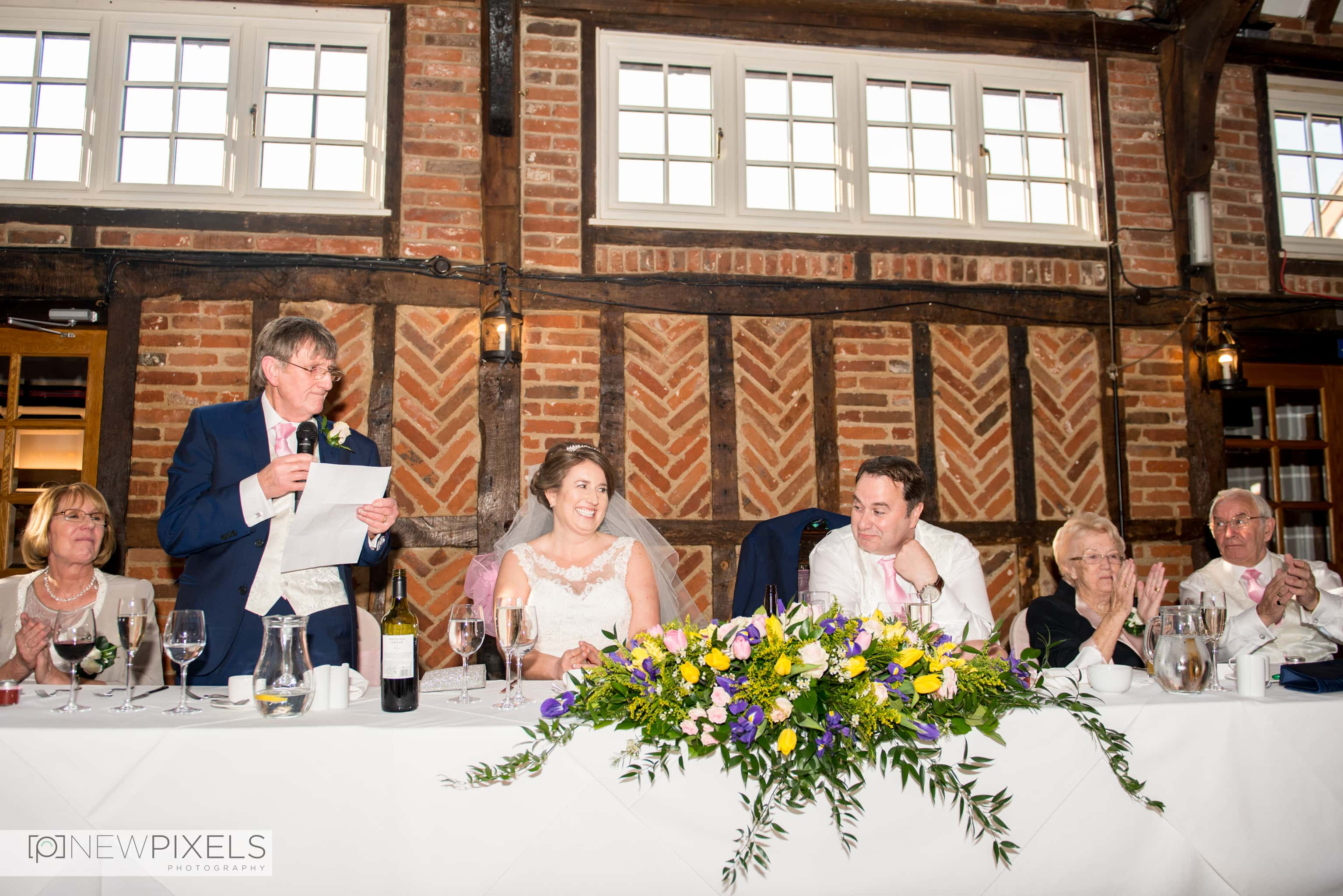 Ye Olde Plough House Wedding Photographs-16