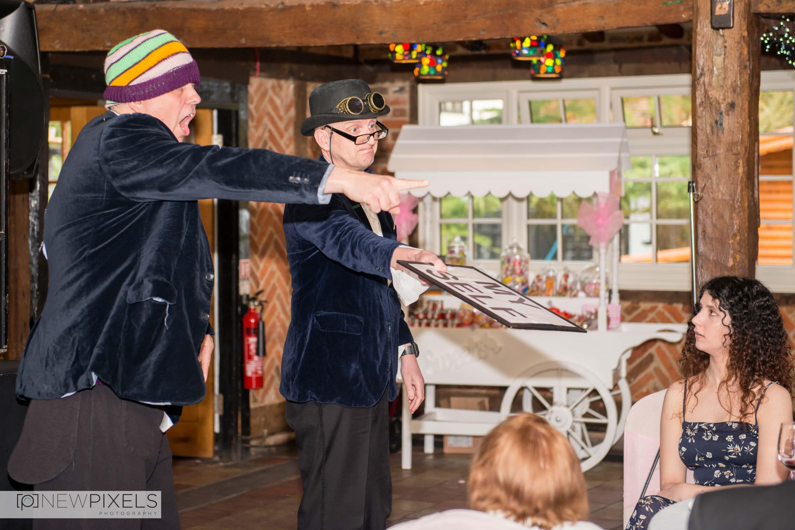 Ye Olde Plough House Wedding Photographs-19