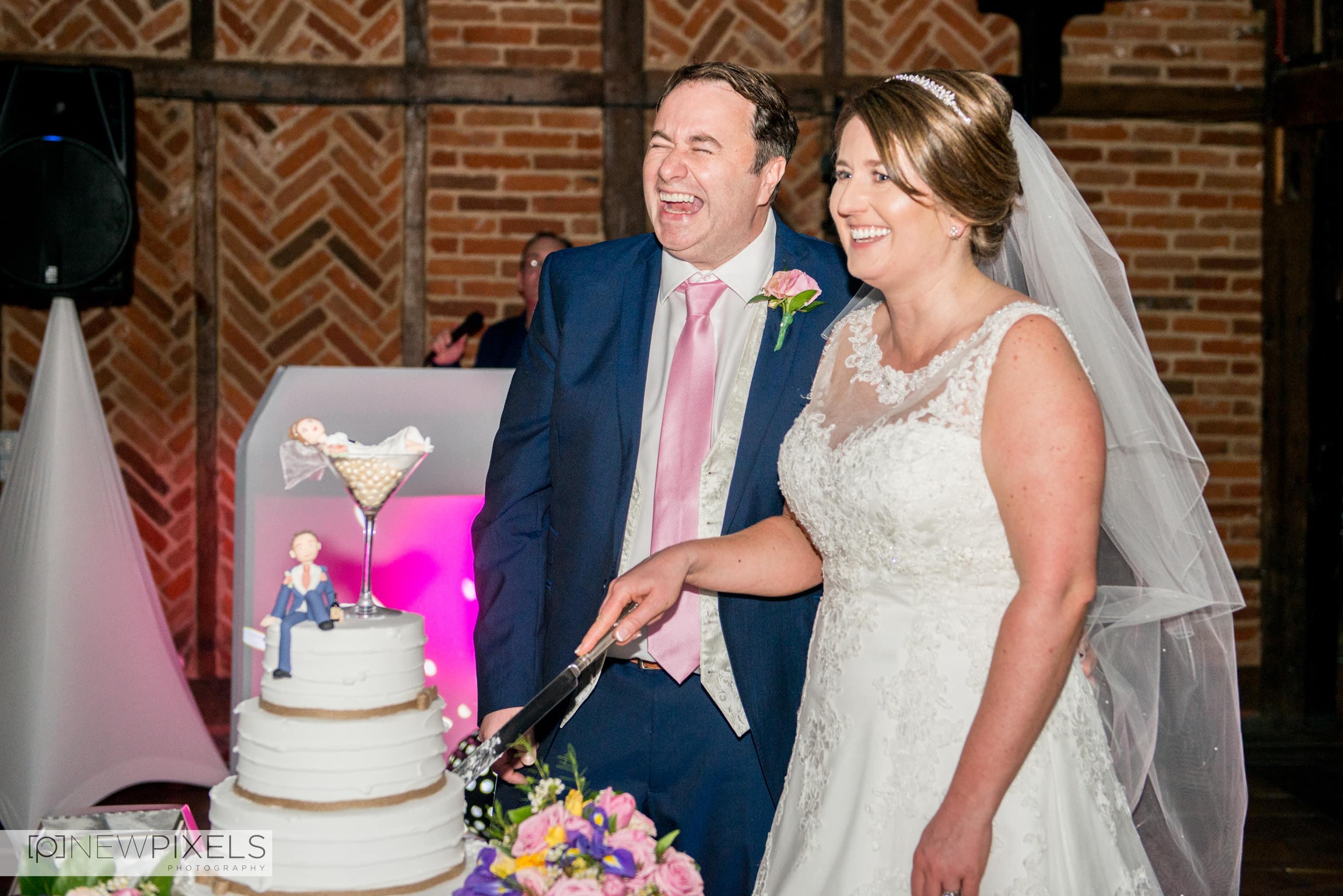 Ye Olde Plough House Wedding Photographs-26