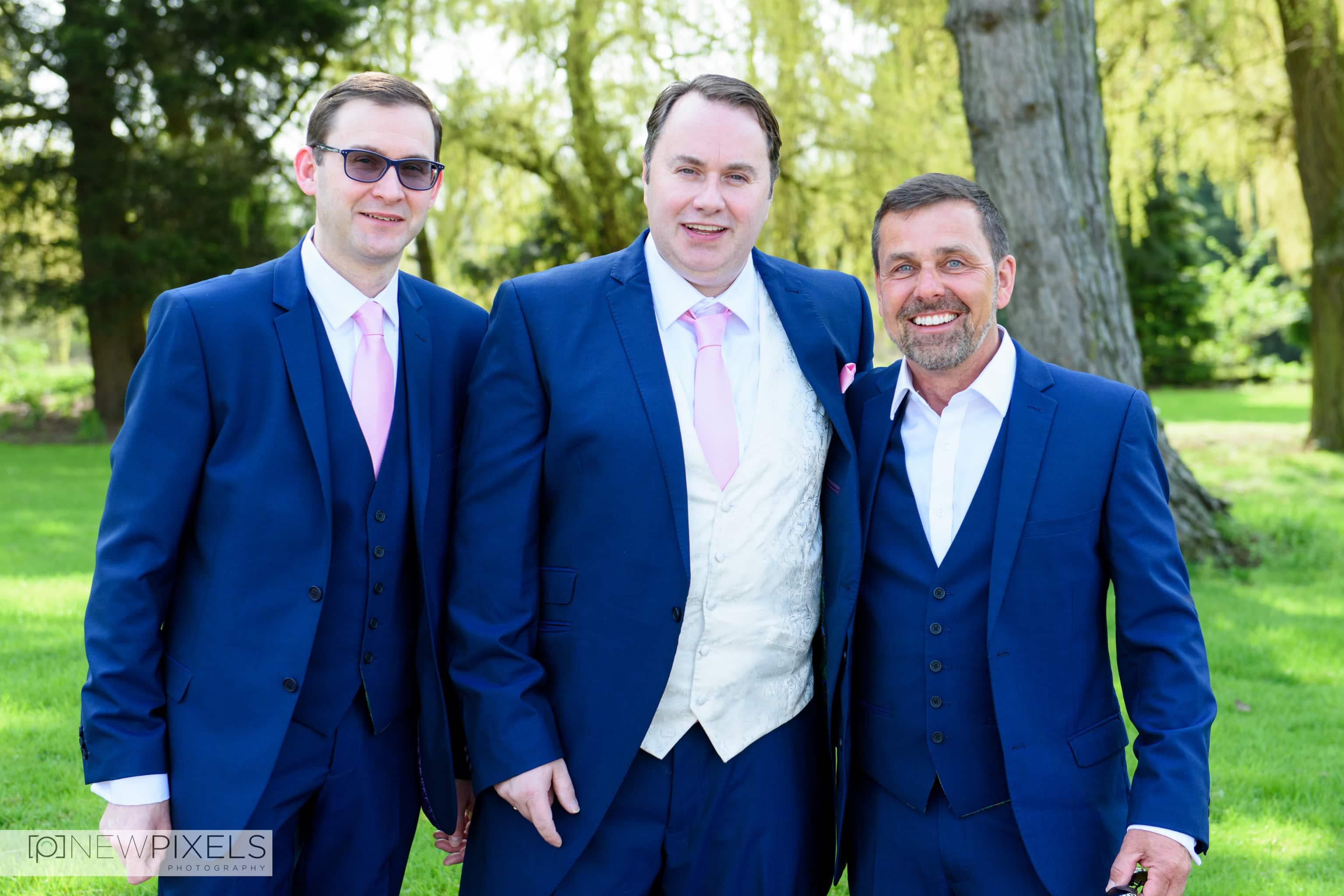 Ye Olde Plough House Wedding Photographs-4-2