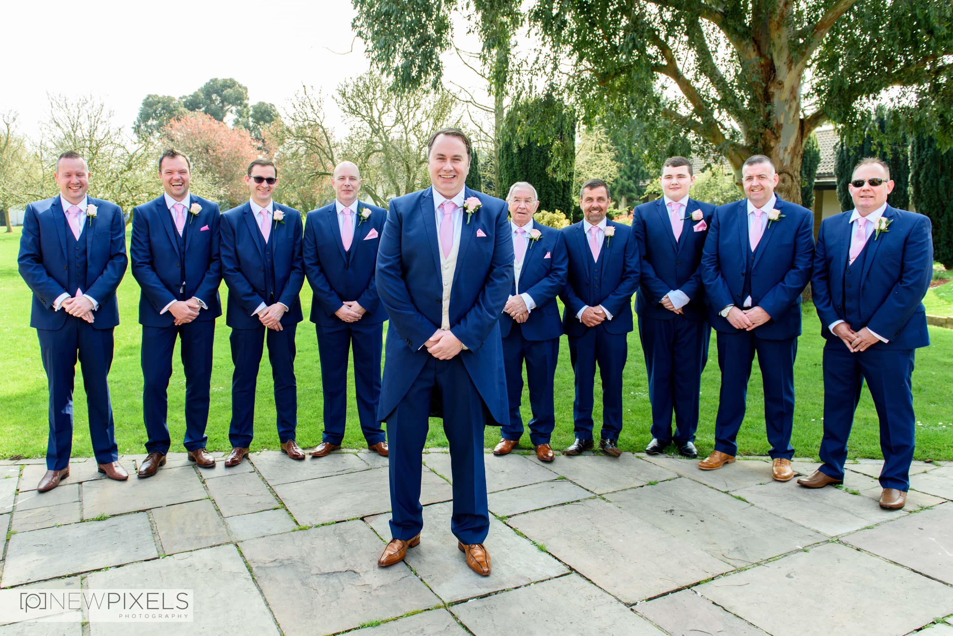 Ye Olde Plough House Wedding Photographs-5