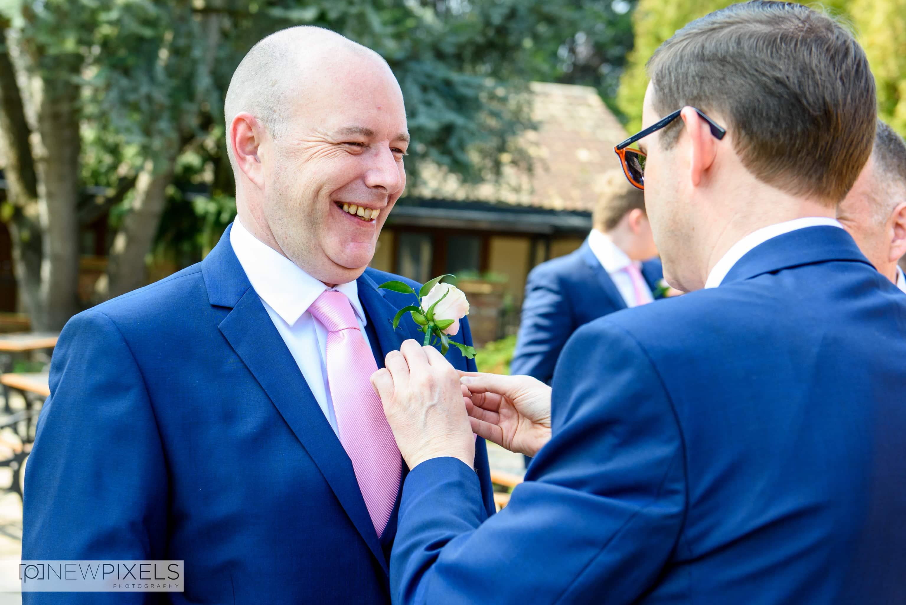 Ye Olde Plough House Wedding Photographs-6-2