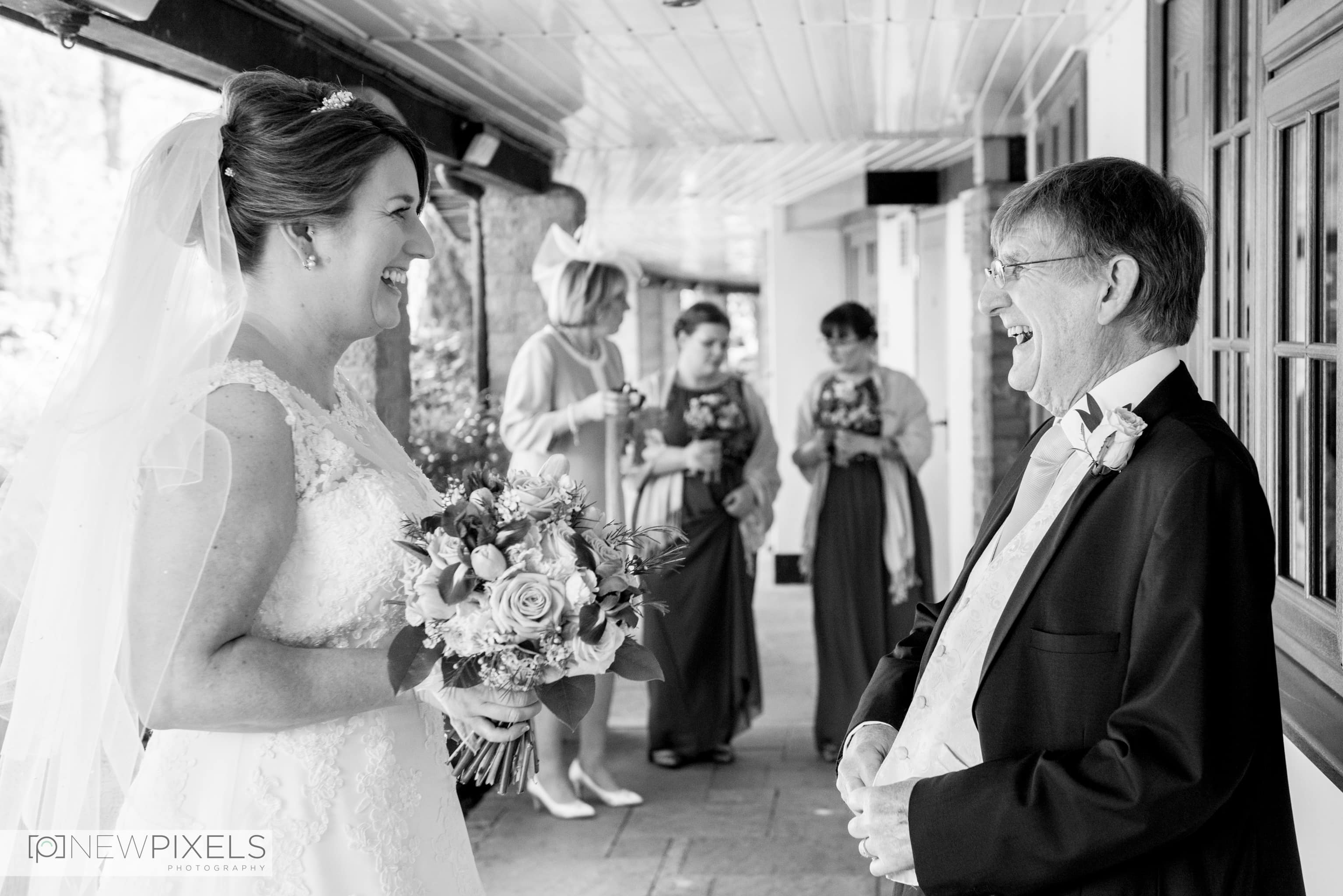 Ye Olde Plough House Wedding Photographs-6